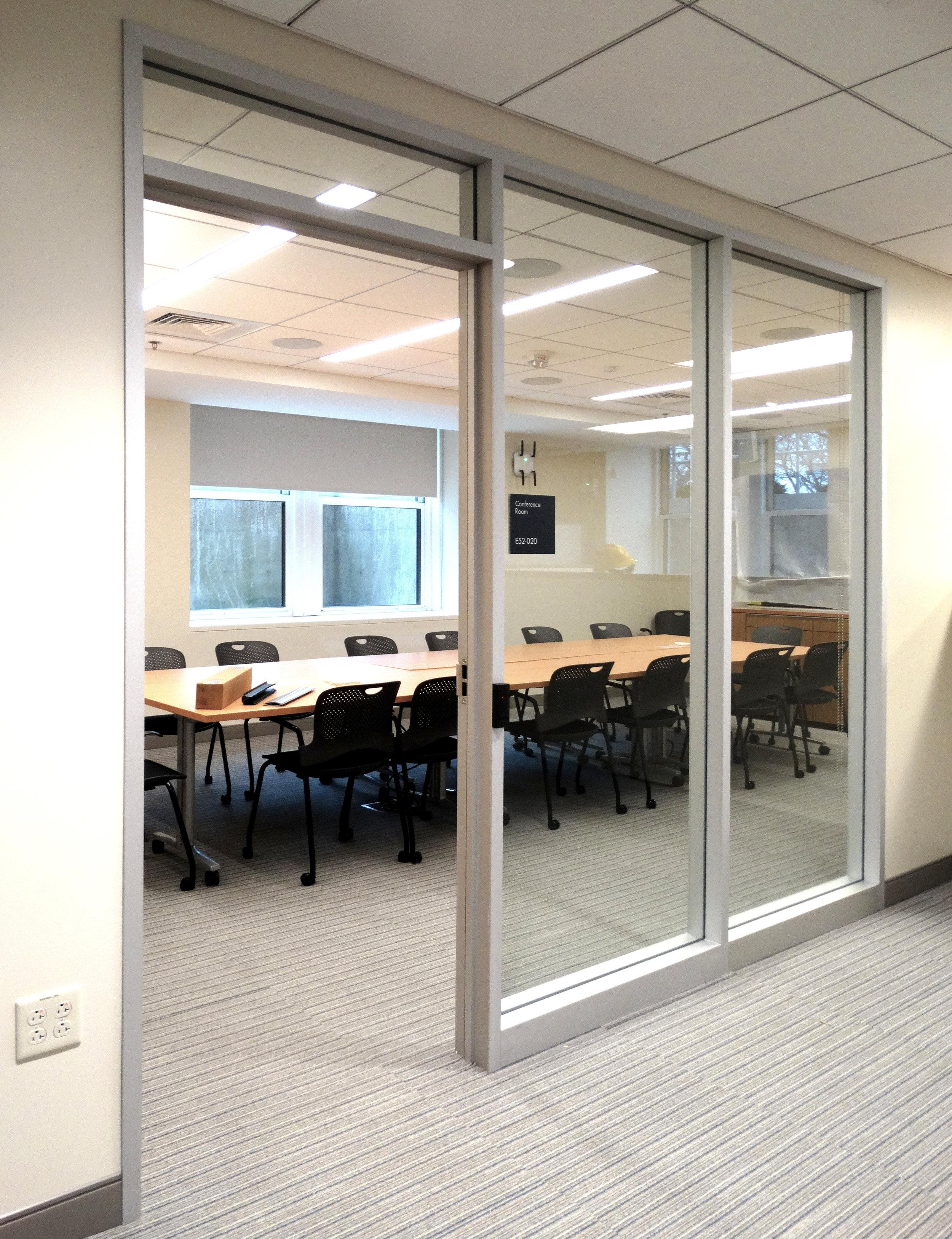 Encase Aluminum Framed Transom Glass Wall - Spaceworks AI.jpg