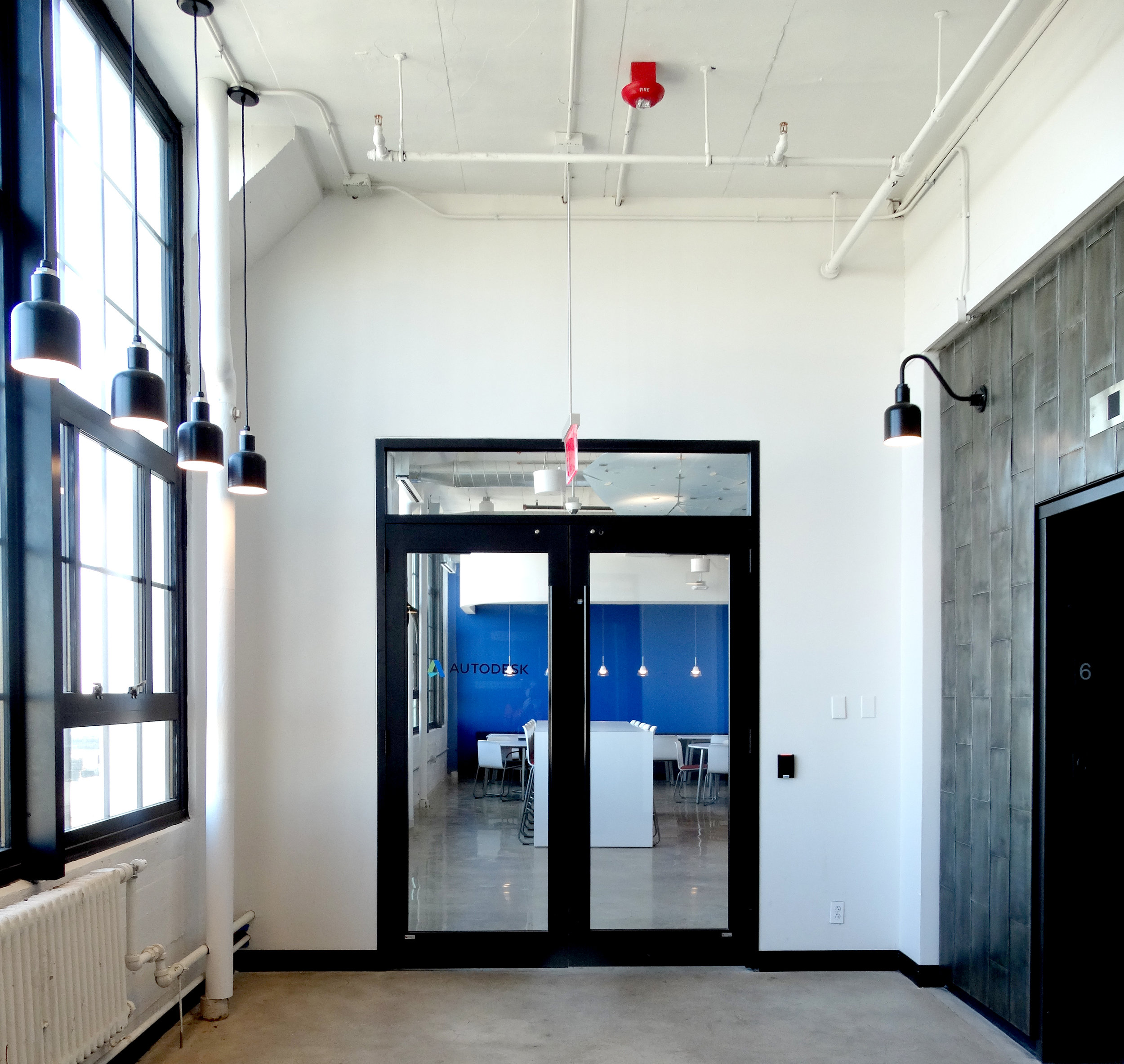 Encase Black Anodized Aluminum Framed Doors - Spaceworks AI.jpg