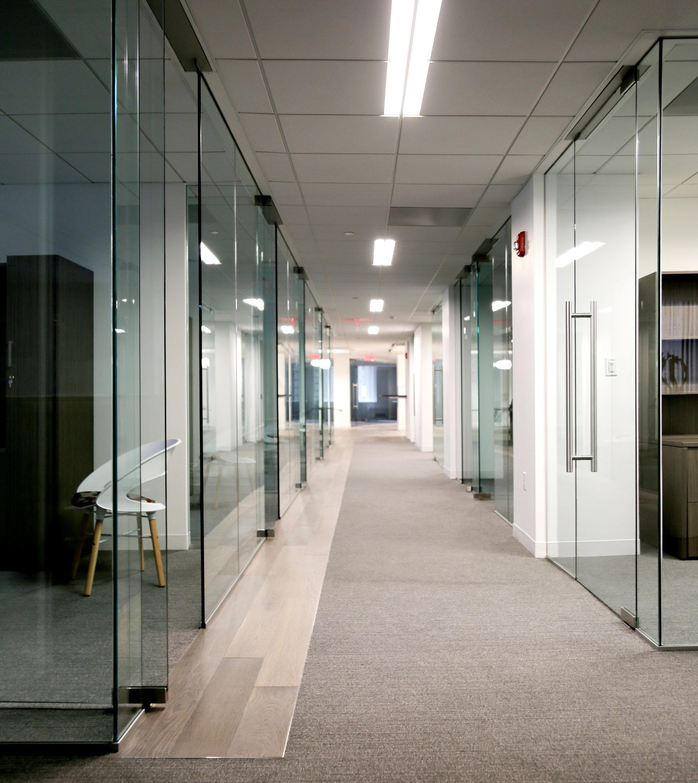 Illume Frameless Glass Office Hallway - Spaceworks AI.jpg