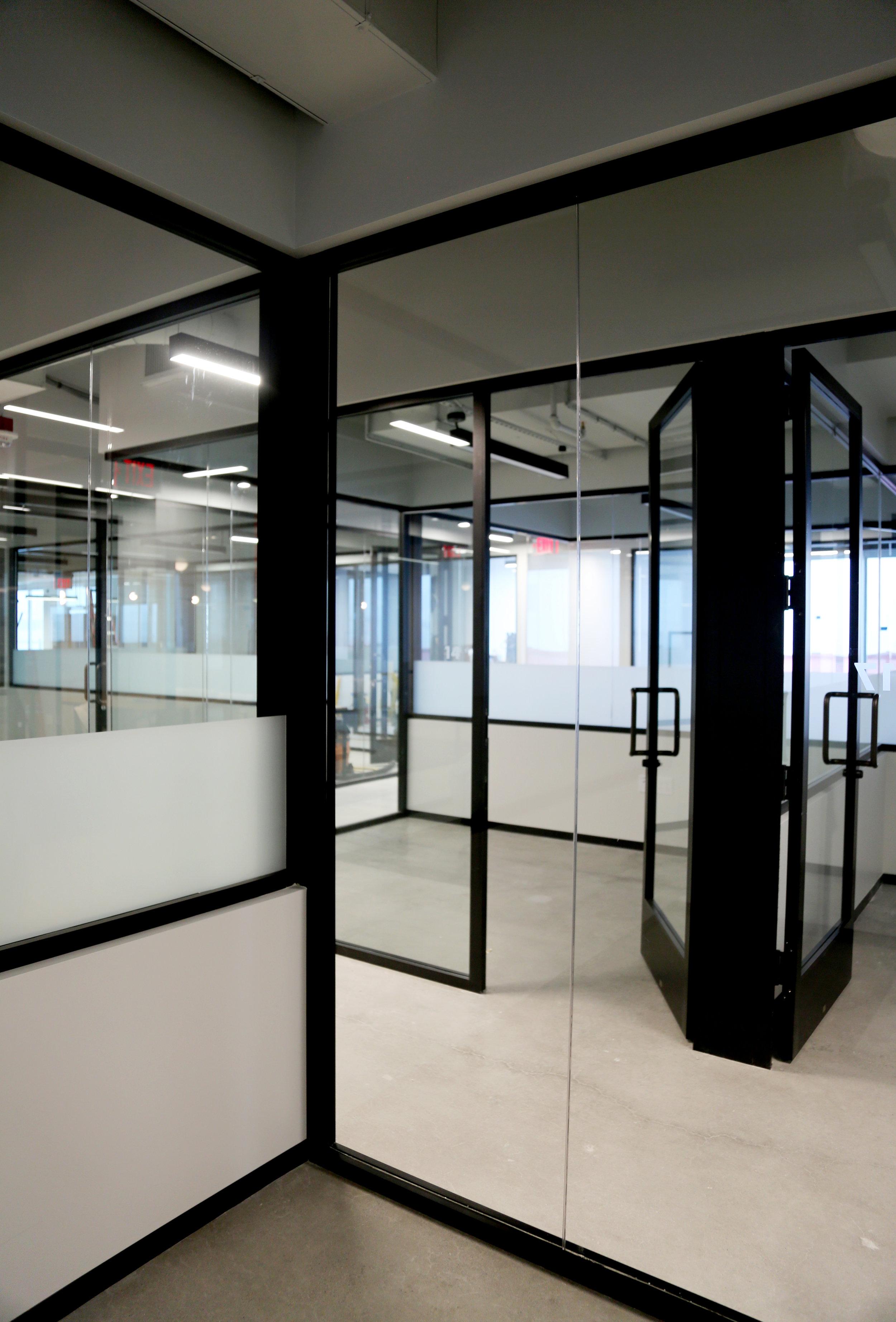 Litespace Black Aluminum Glass System - Spaceworks AI.jpg
