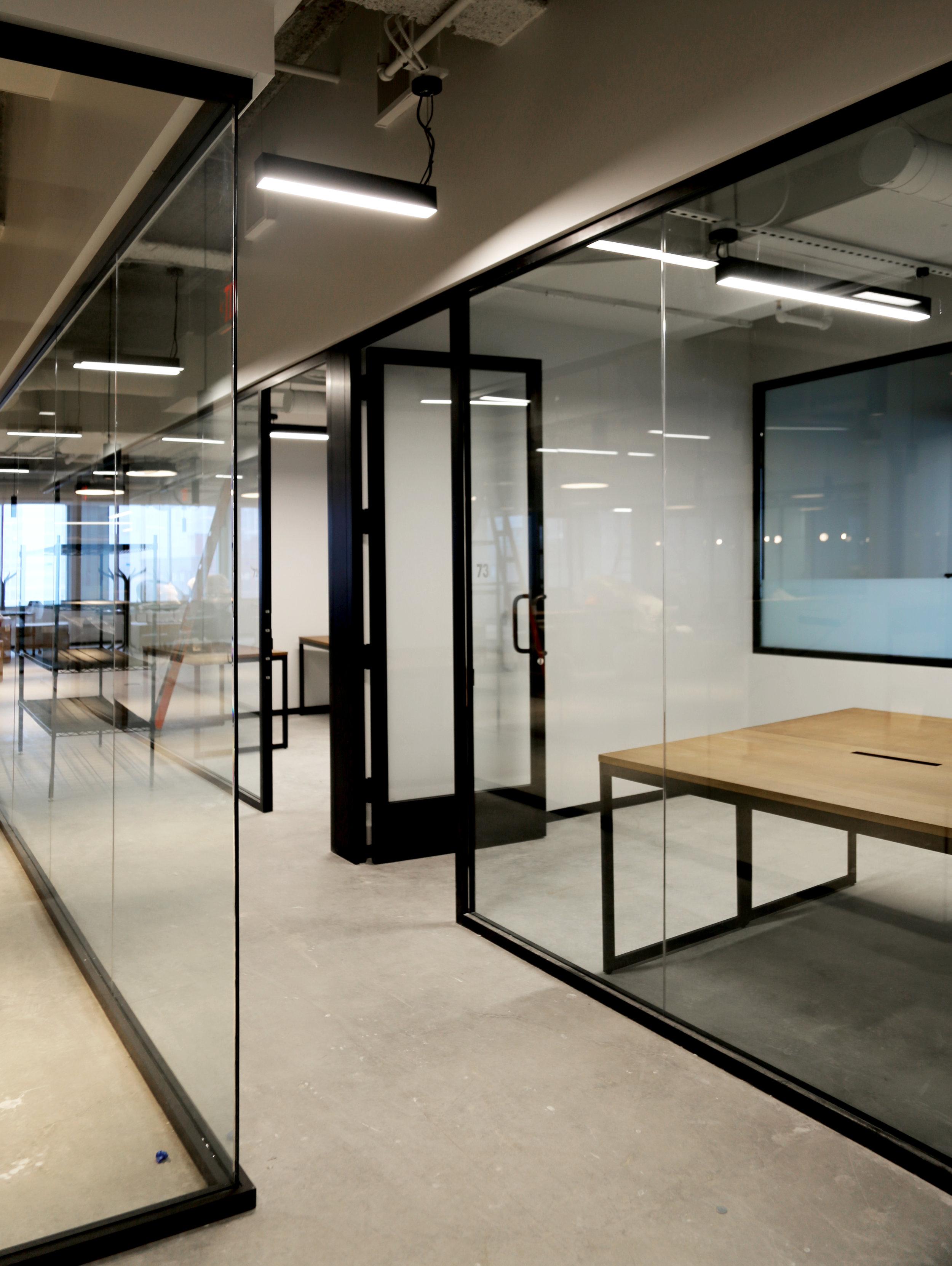 Litespace Black Framed Glass Corner Turn - Spaceworks AI.jpg
