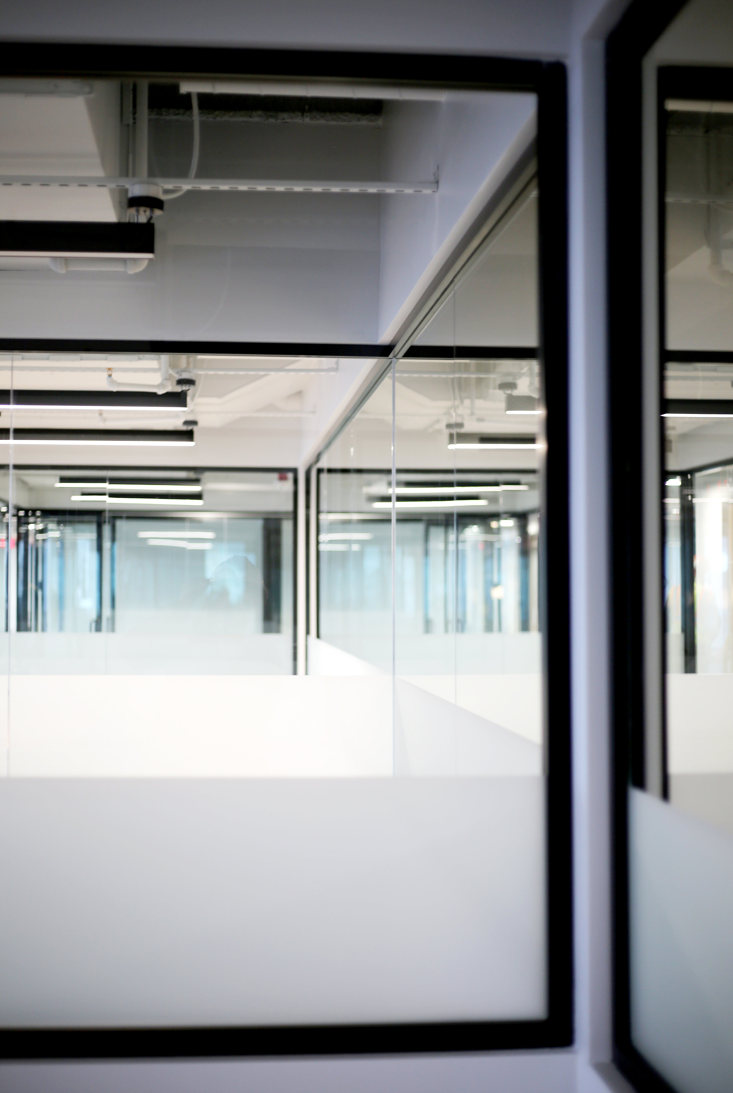 Litespace Black Framing Partial Height Glass - Spaceworks AI.jpg
