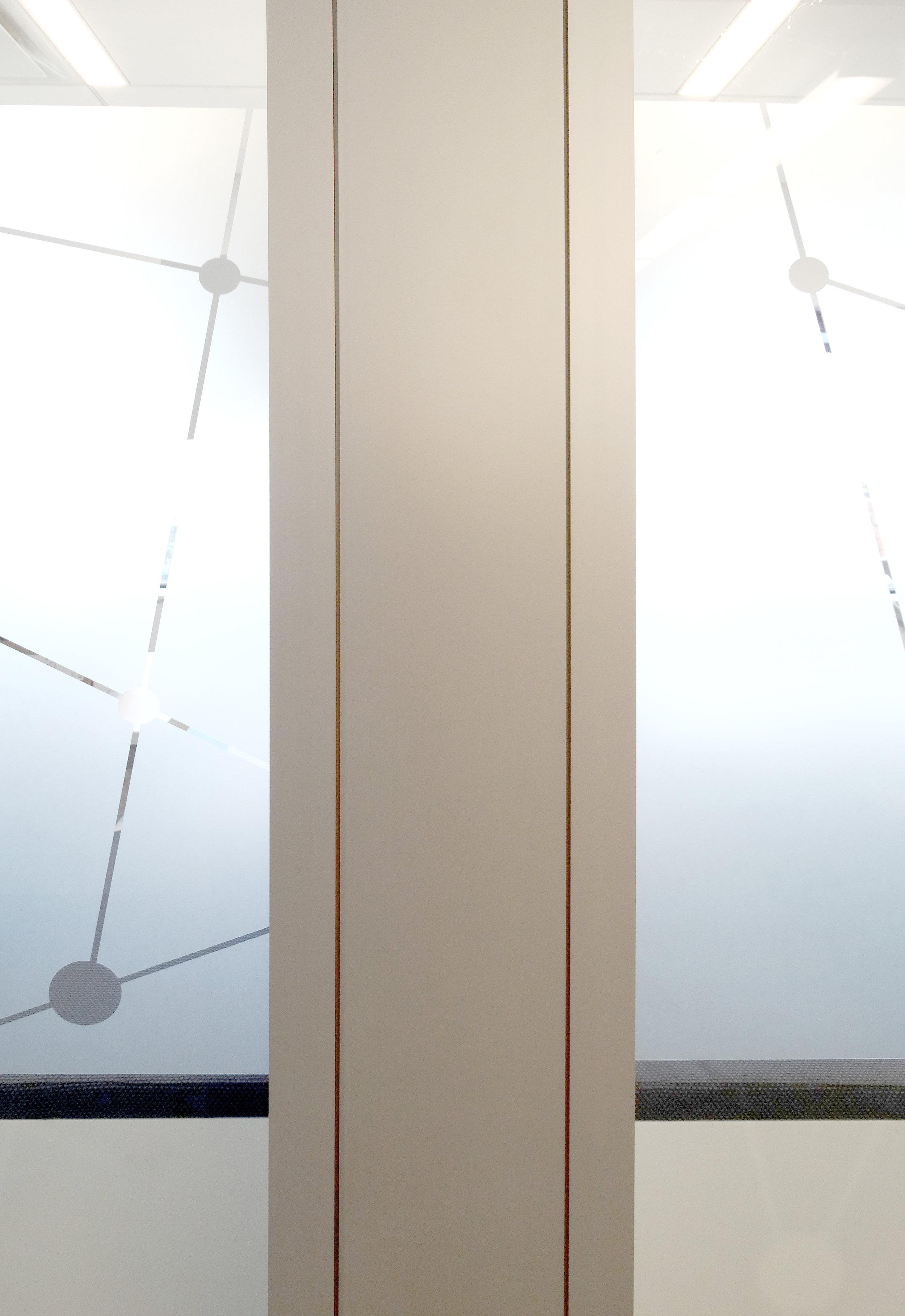 Litespace Drywall Demising Wall Aluminum Post - Spaceworks AI.jpg