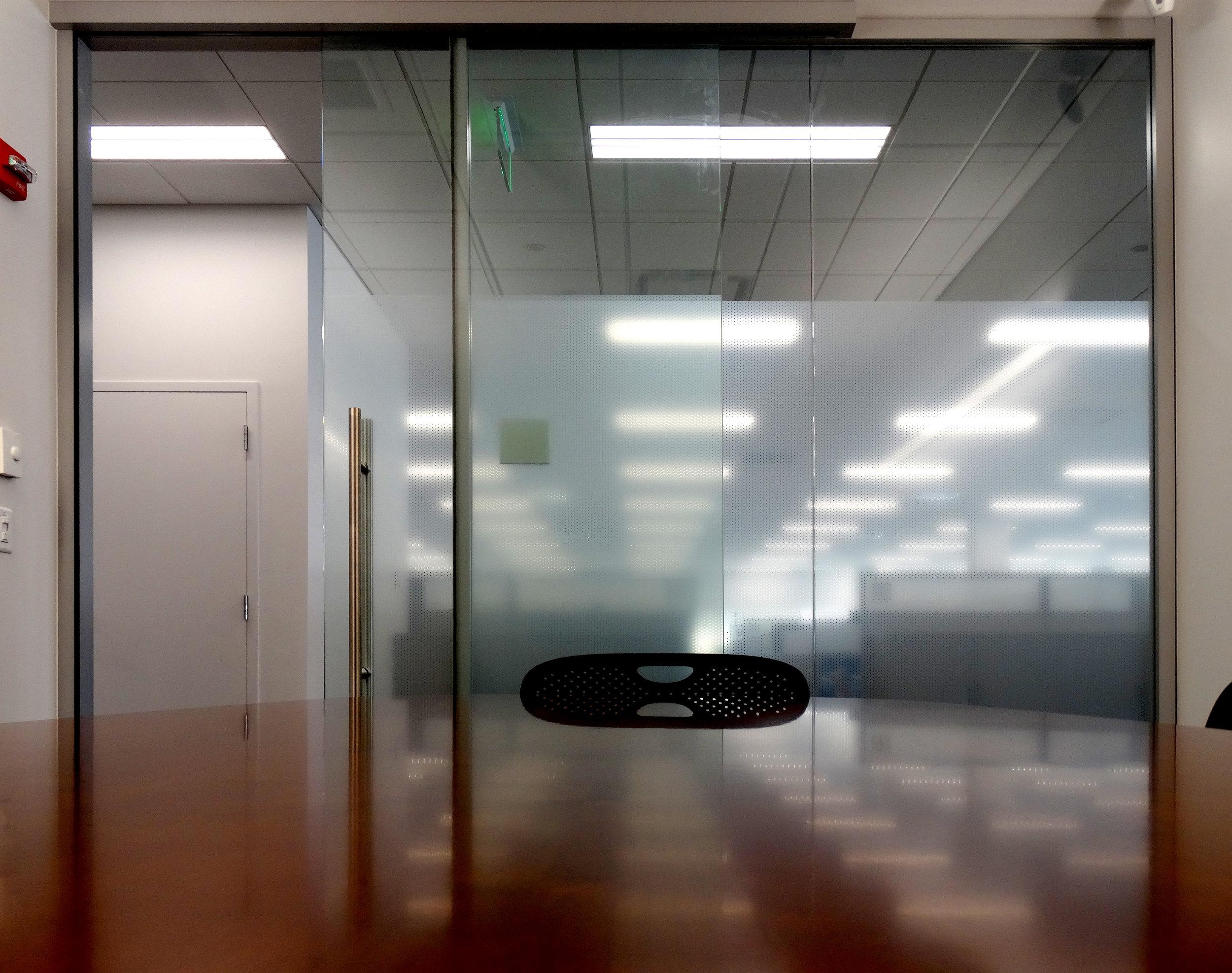 Litespace Frameless Glass Conference Room Wall Sliding Door - Spaceworks AI.jpg
