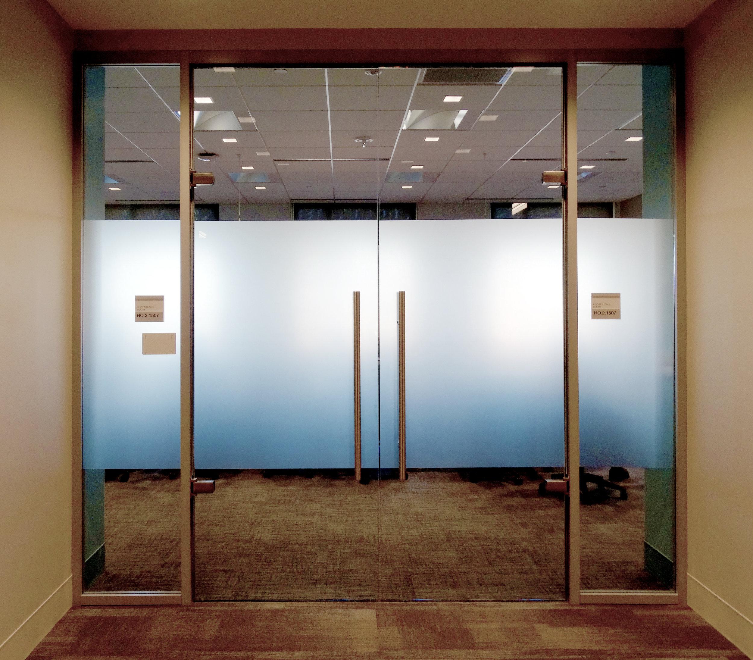 Litespace Frameless Glass Double Door Film Entry - Spaceworks AI.jpg