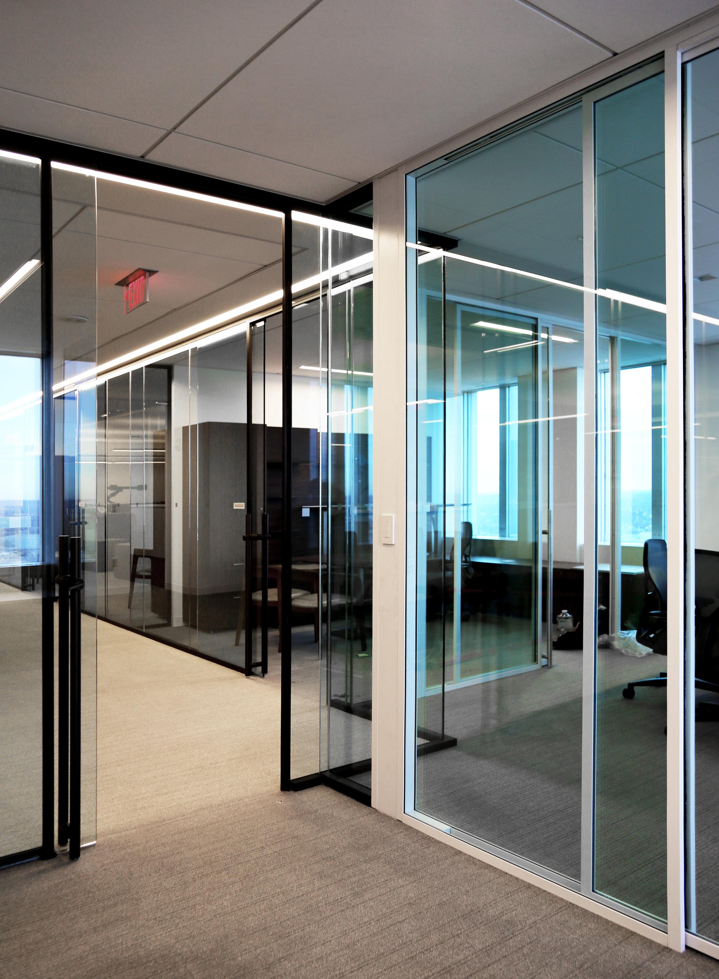 Modernus Aluminum Framed Dual Glazed Wall Conference Room Office Front - Spaceworks AI.jpg