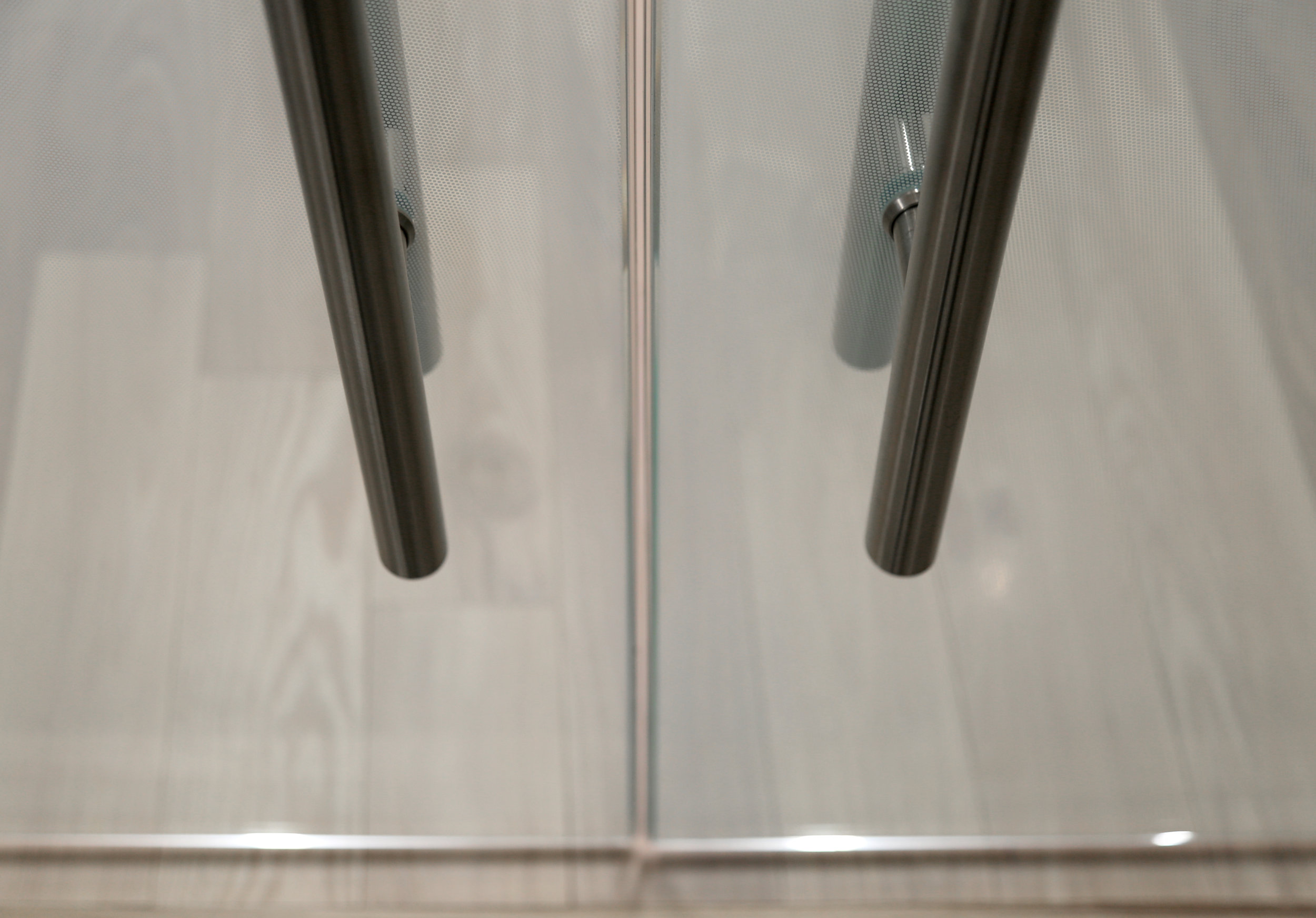 Entry Door Hardware Ladder Pulls - Spaceworks AI
