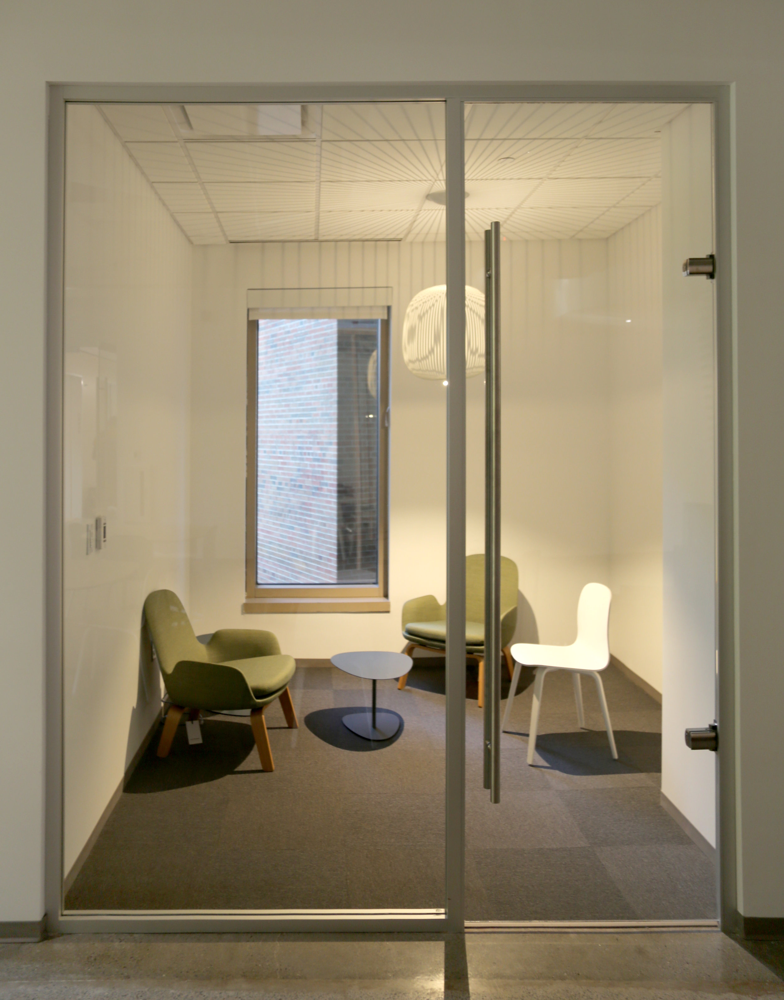 Litespace Small Phone Room Front - Spaceworks AI