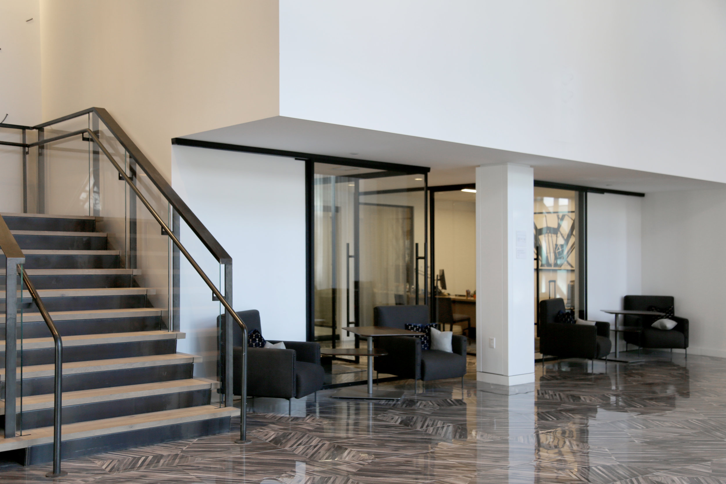 Leasing Office Glass Front Aluminum Demountable System - Spaceworks AI.jpg