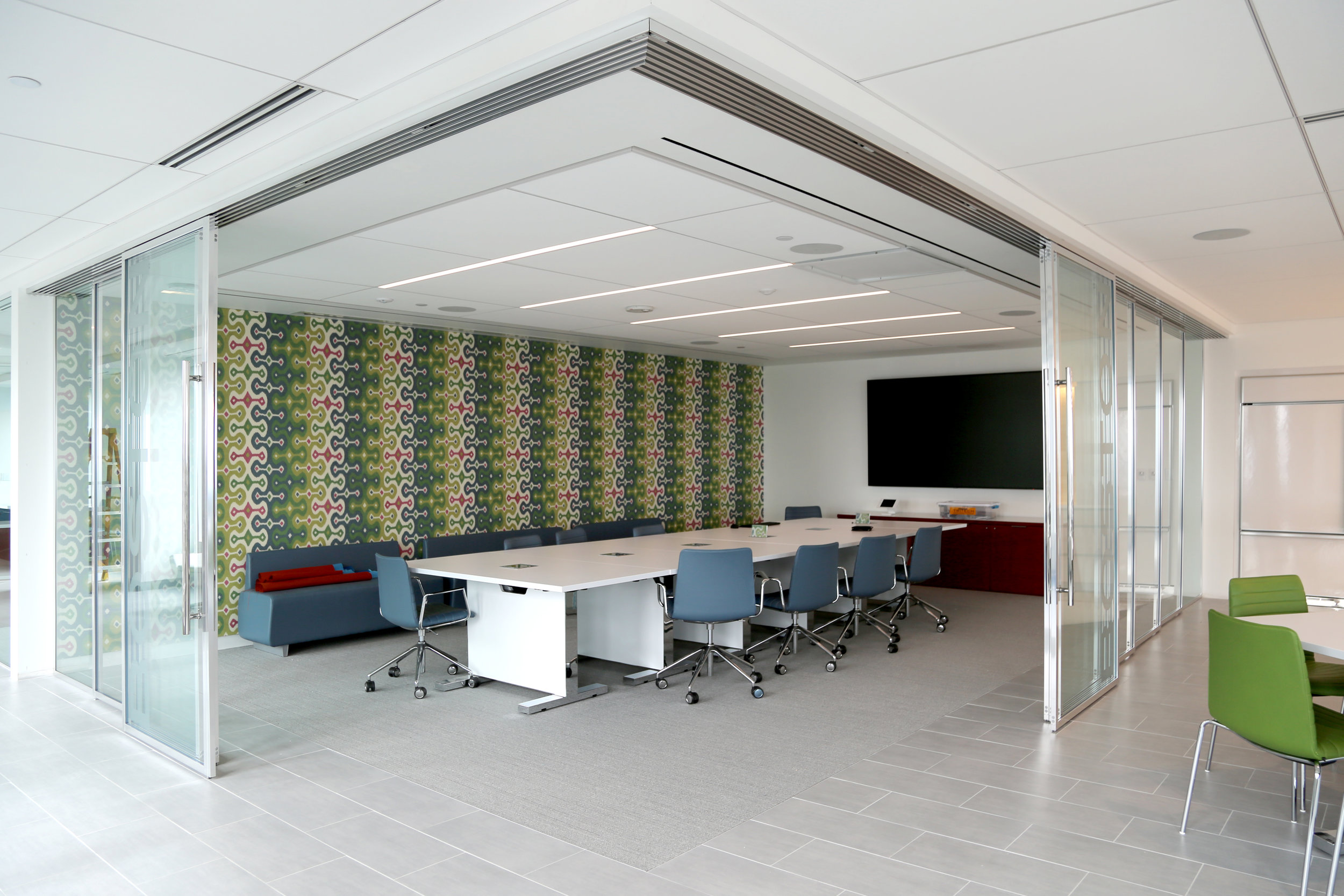 Telescoping Conference Room Open Panels Glass Wall System - Spaceworks AI.jpg