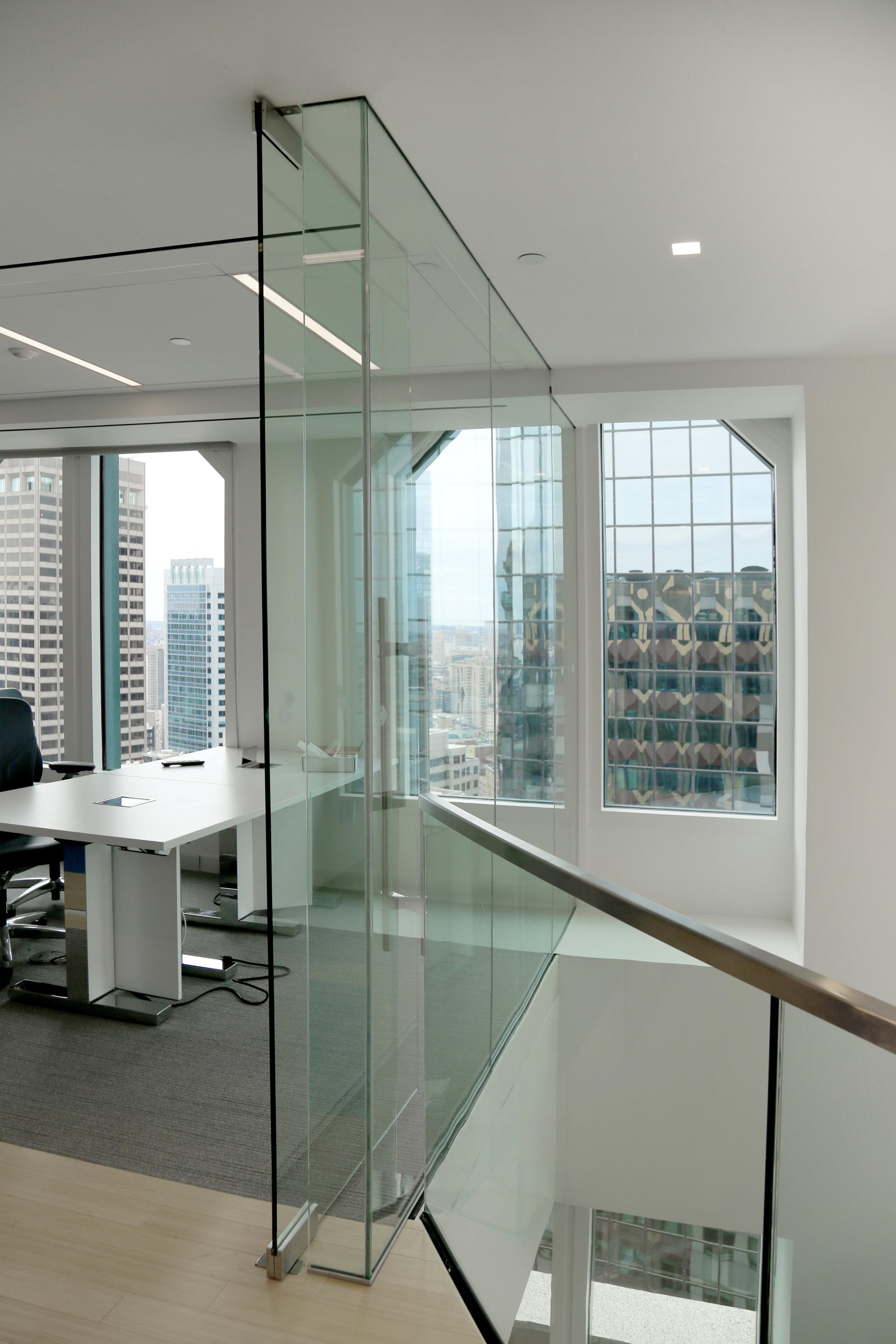 Frameless Glass Wall Corner Detail Frameless Stair Railing - Spaceworks AI.jpg