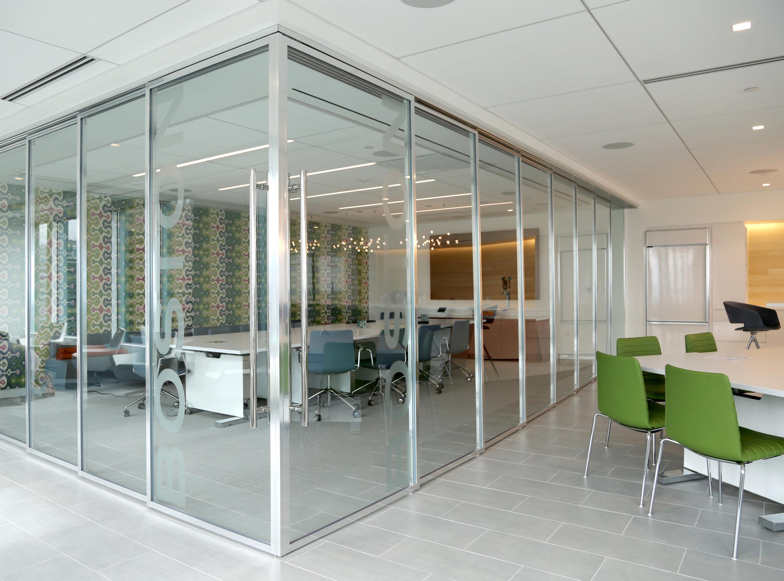 Telescoping Walls Aluminum Framed Glass Panel Sliding Stacking System - Spaceworks AI.jpg