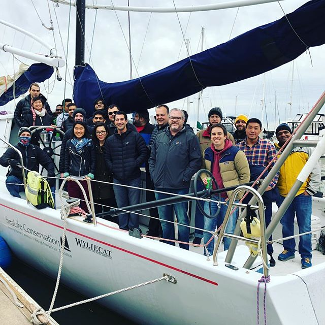 Thank you Google for the great time! It was a pleasure chartering your team out on the bay for a day away from the office. We docked at angle island , sailed under the golden gate, and luckily the rain helped us clean up the spilt wine. Hope to work with you again soon! • • • • #sailthebaylis #wyliecharters #sailing #sfbay #sail #citybythebay #sailboat #sf_insta #sanfranciscobay #mysanfrancisco #boating #sailor #boat #sailinglife #yachtlife #sailingboat #boatlife #boats #alwayssf #google #outdoors #ocean