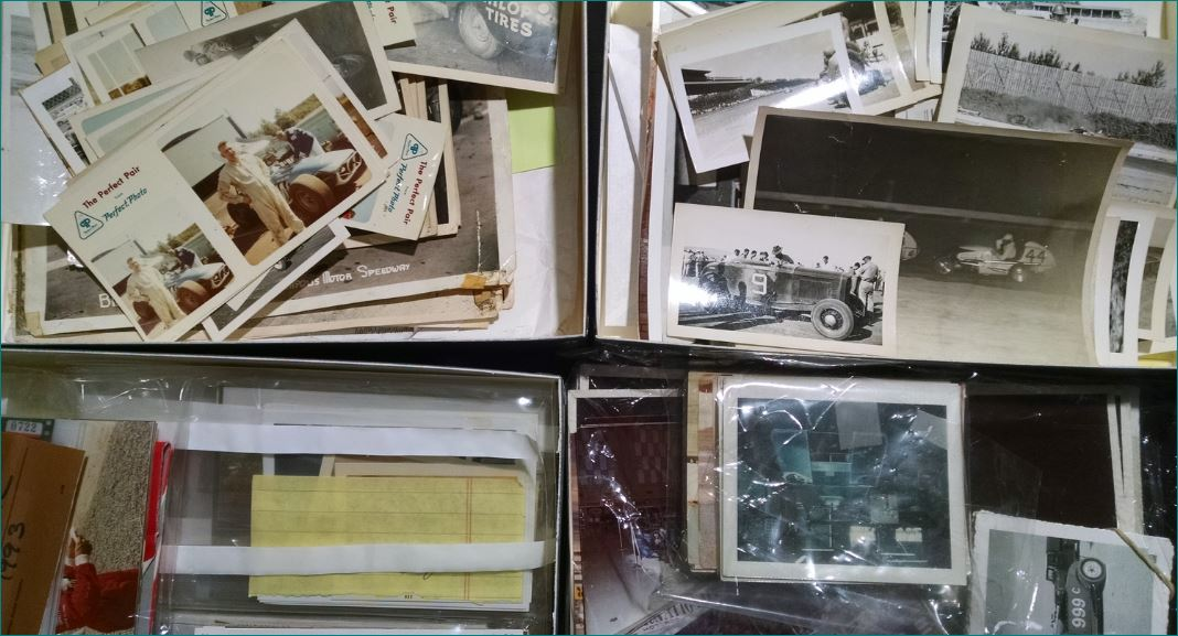 Cataloging photos let you know what is being preserved; digitizing them make them accessible now and in the future.