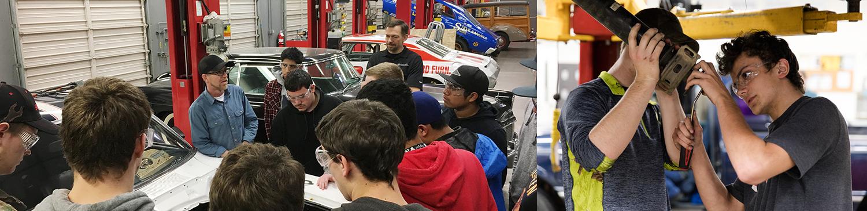 Fall 2015 Automotive Fundamentals Class
