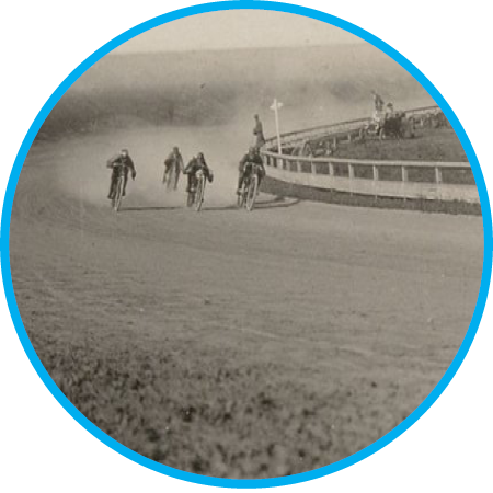 Rose City Speedway surfaces as one of the first pop-up car-specific race tracks in Oregon, closing in 1921 before becoming today's Rose City Golf Course. Find out about the   two  Rose City Speedways .