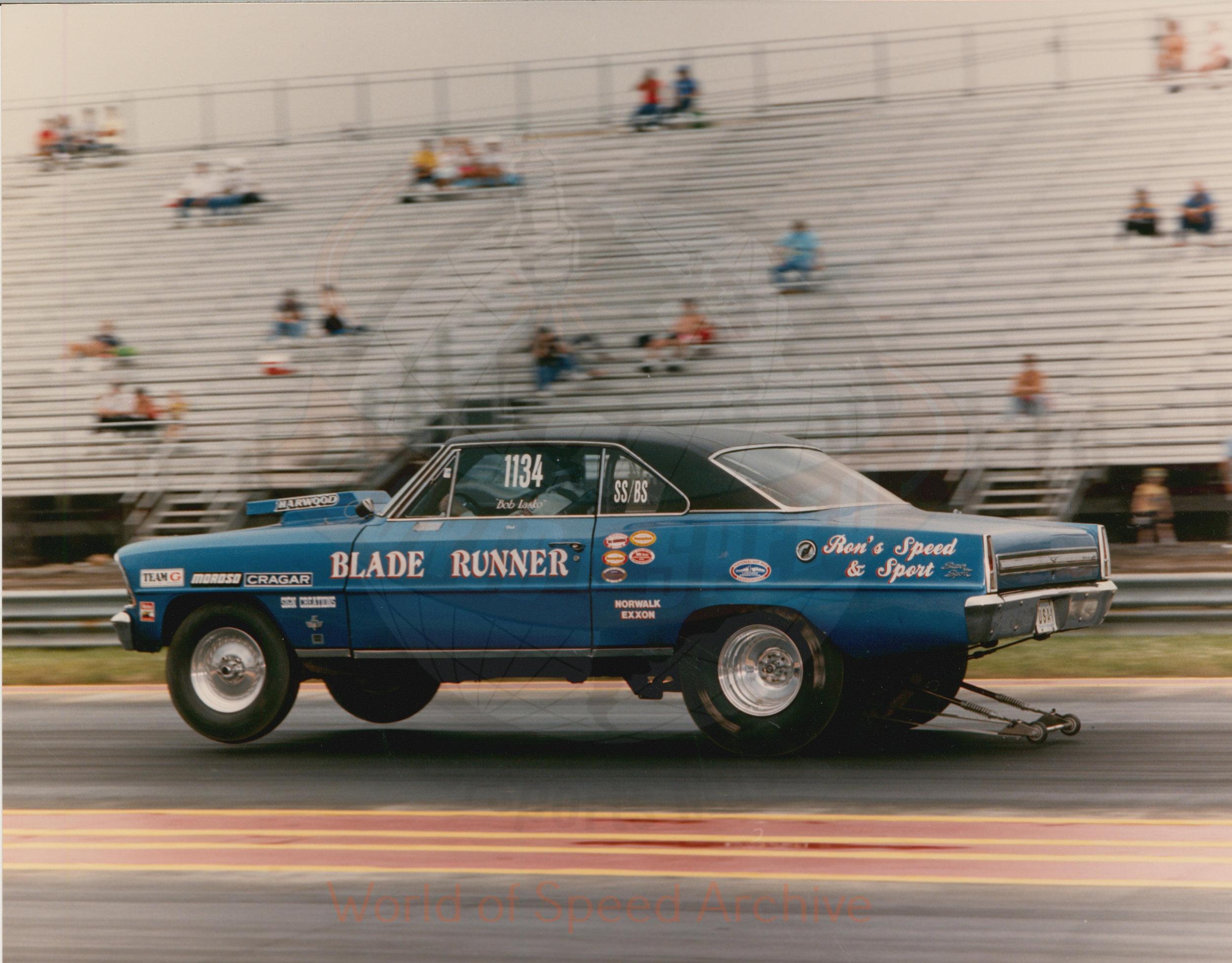 B8-S3-G1-F35-004 - Blade Runner, Ron's Speed & Sport