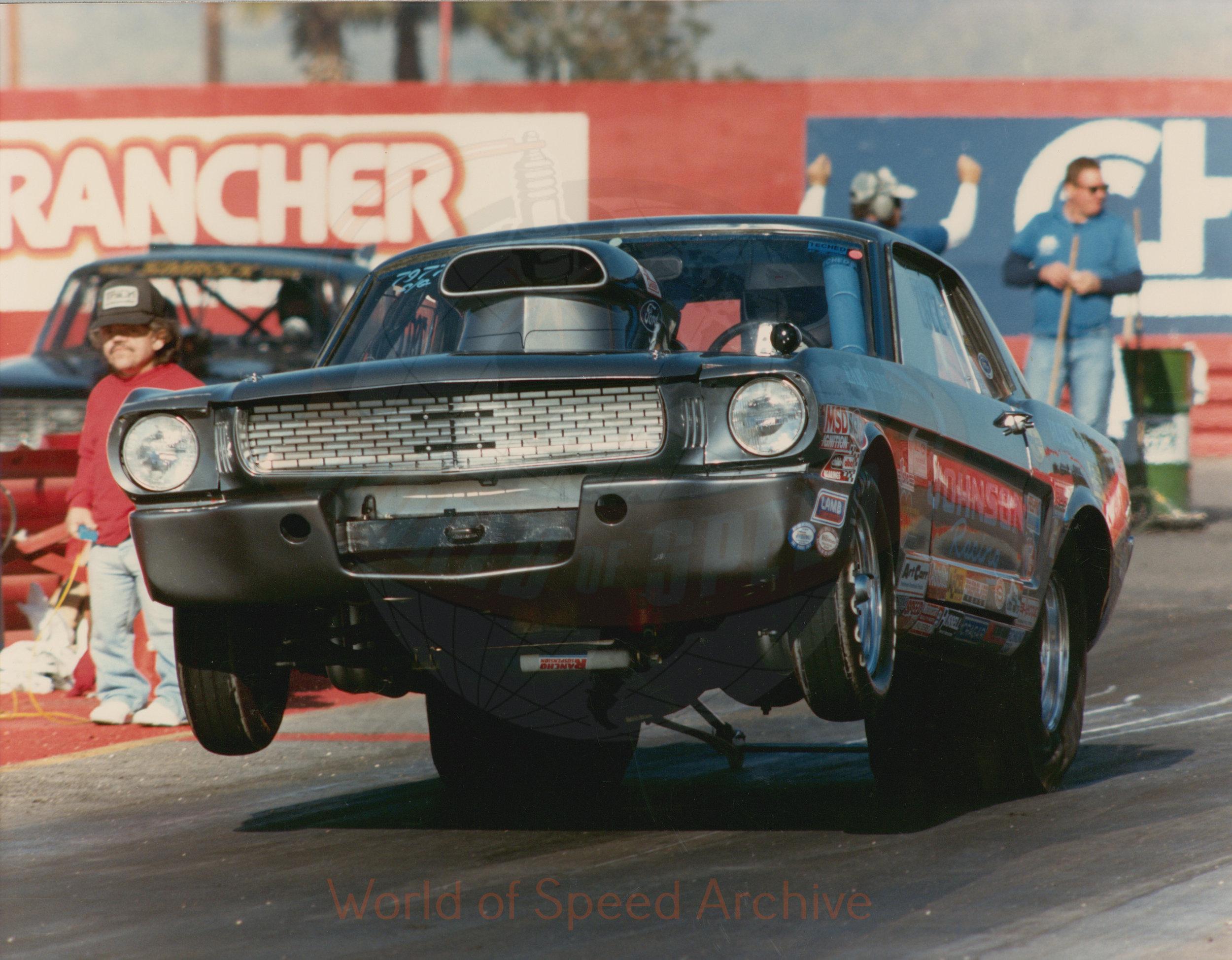 B8-S3-G1-F36-001 - Johnson Racing