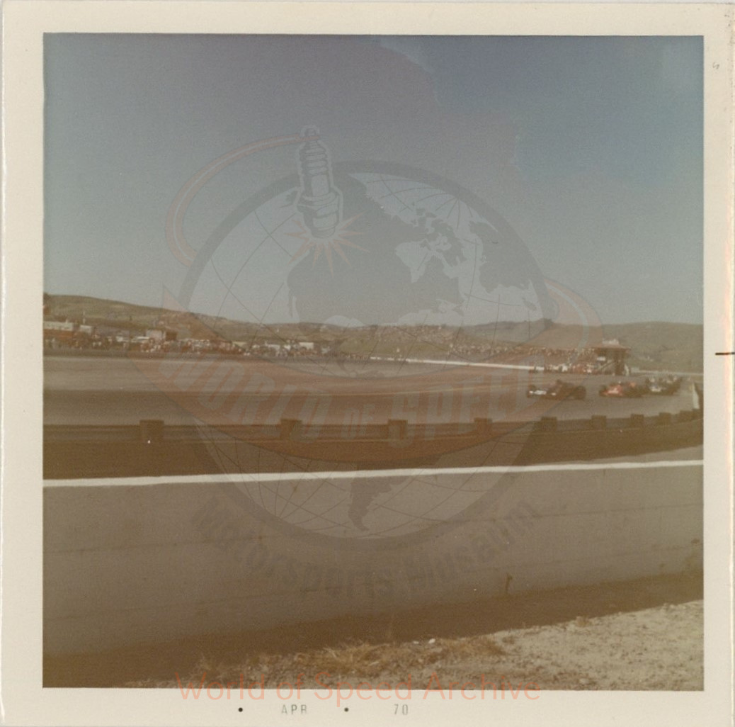 WOS#3786 - GM08 p126: Sears Point, 1970