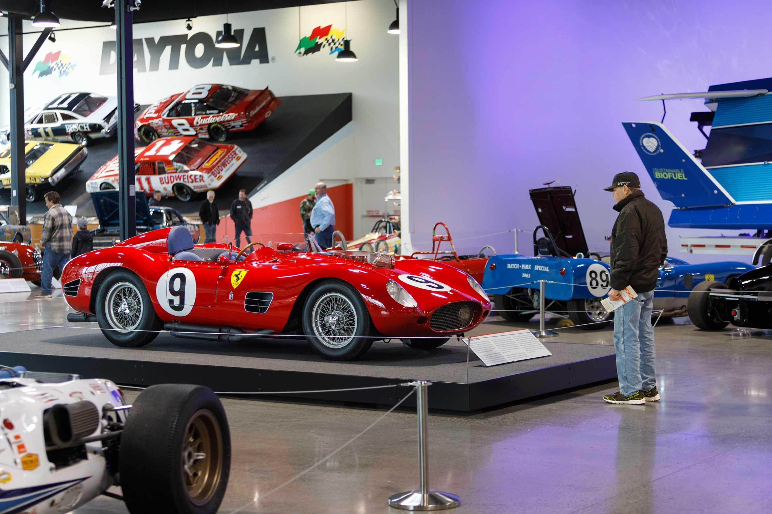 1969 Ferrari TR 250