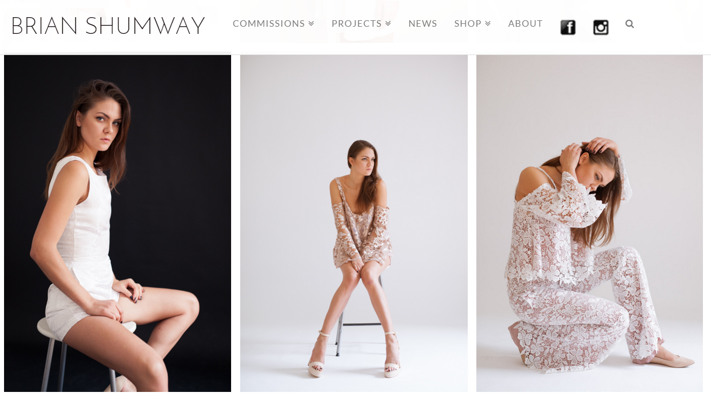 Photographer Brian Shumway's Favorite Shots from S/S/ Rose Colleciton