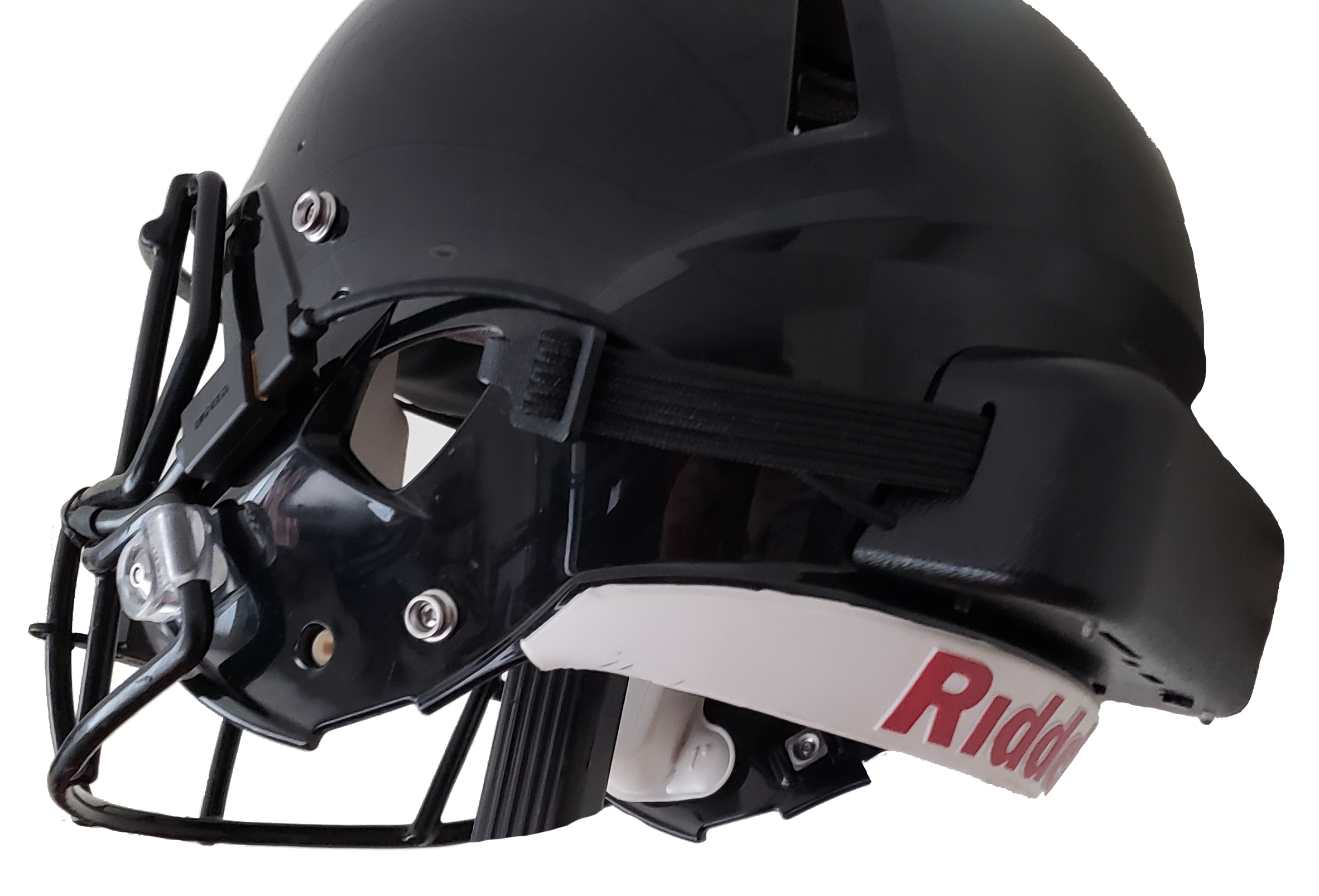 CPU seamlessly mounted to a Helmet