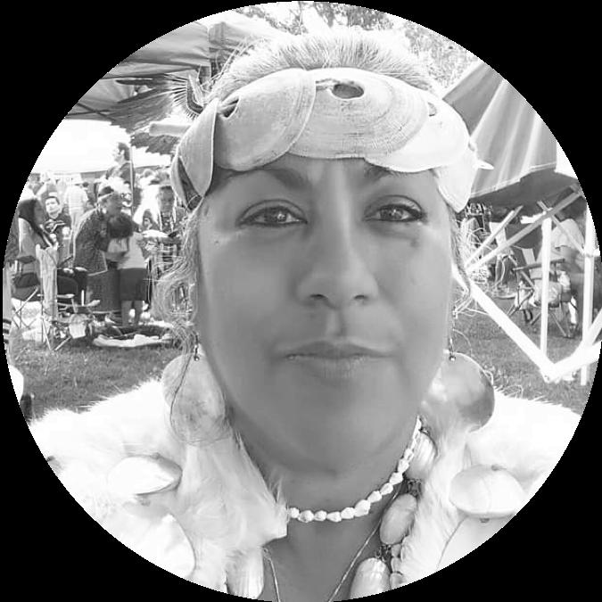 Tina Orduno Calderon - Gabrieleno Tongva and Ventureño Chumash