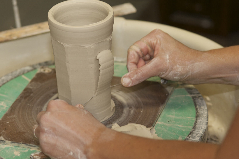 faceting a cylinder