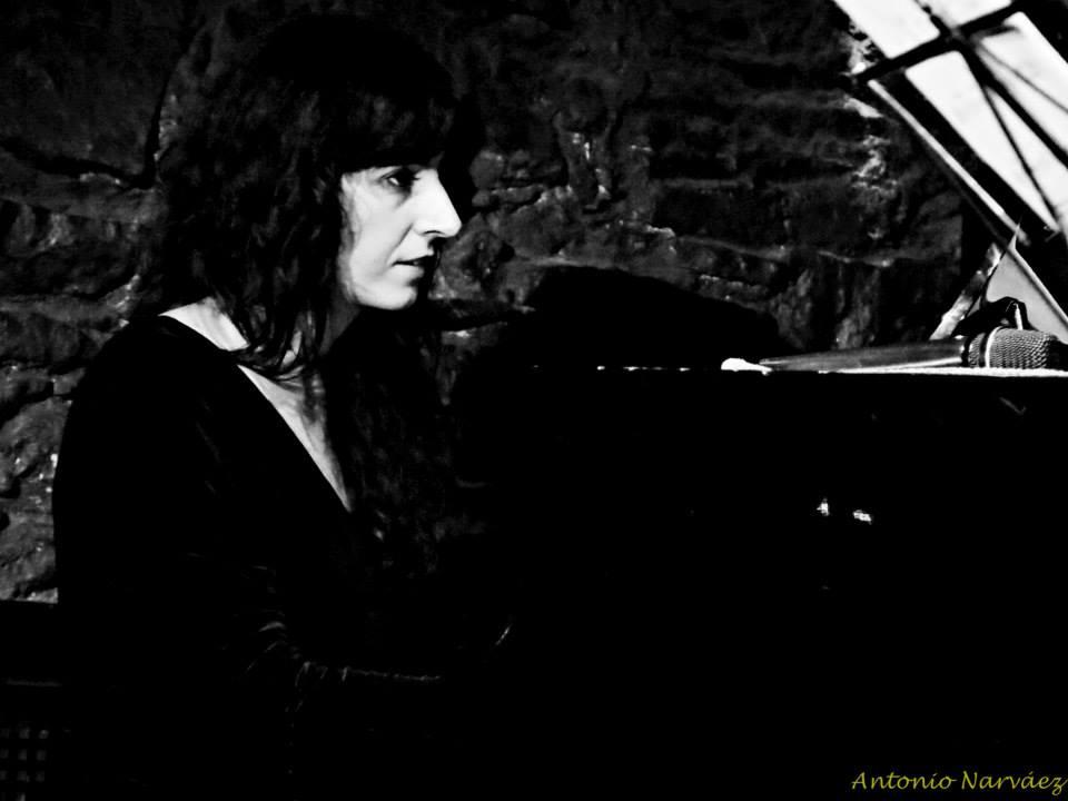 Eva Novoa at Jamboree Jazz club cd release   Fresh Sound New Talent Night in Barcelona