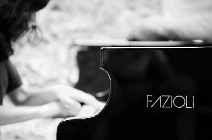 photo by Daniel García Bernal  solo concert at Pianos Puig official Fazioli distributor in Barcelona Spain