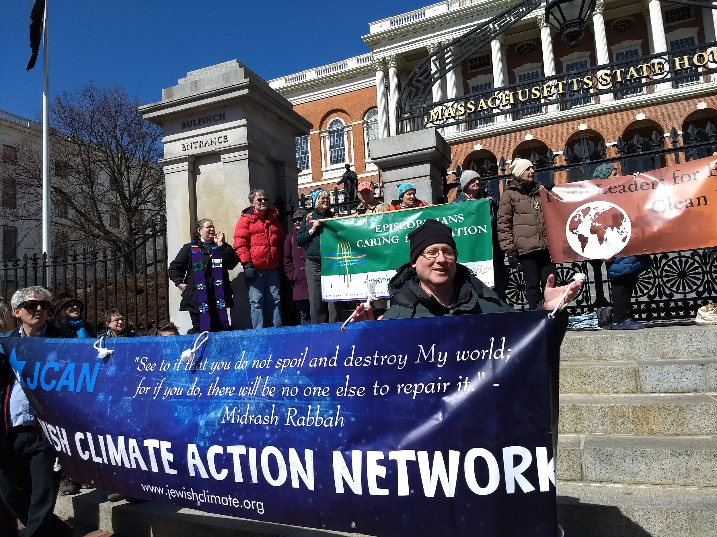 About - JCAN helps Jewish communities face the climate crisis and take action. Learn aboutour mission, our team, and what we do.