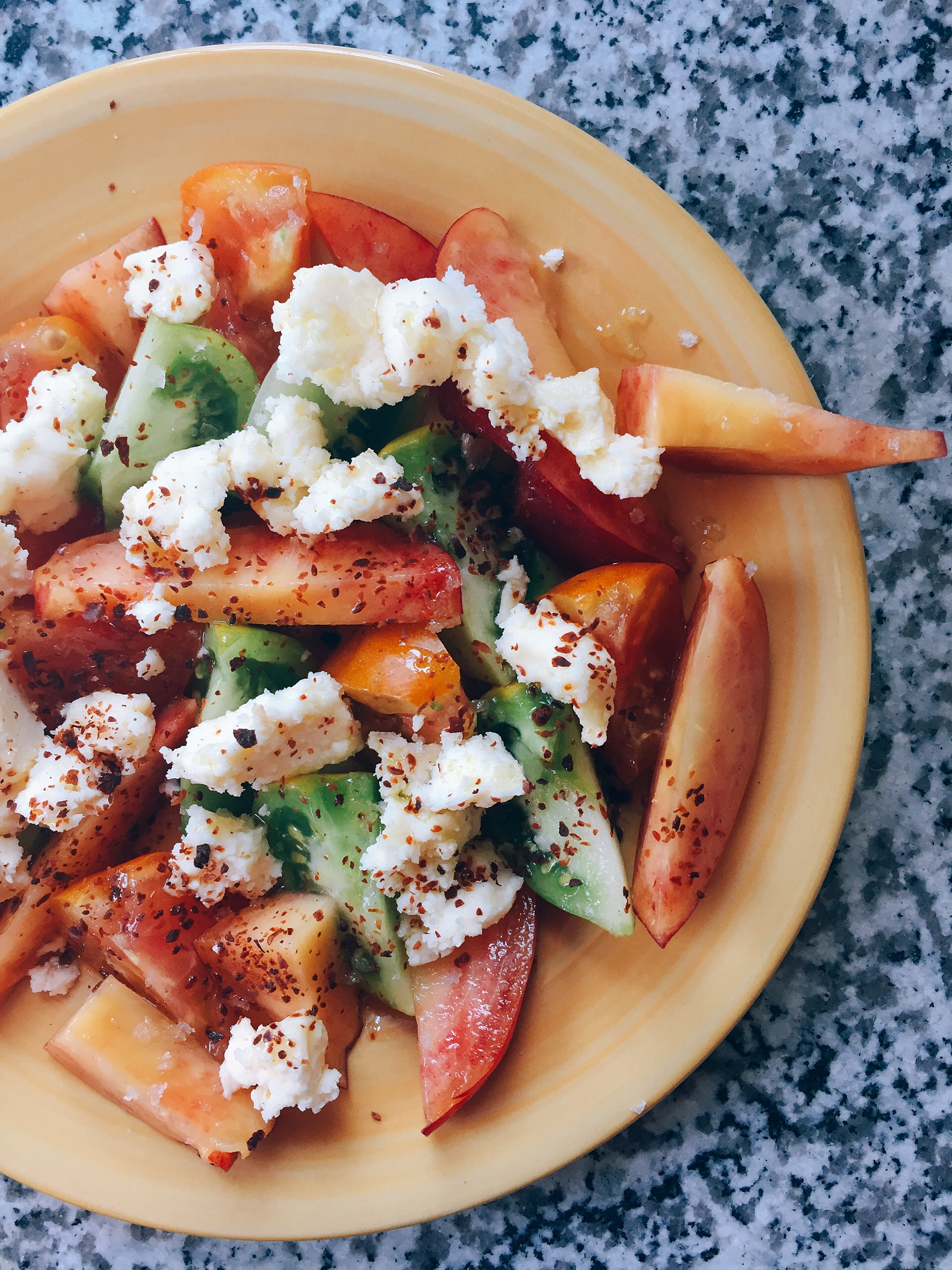 tomato, nectarine, cheese, repeat.JPG