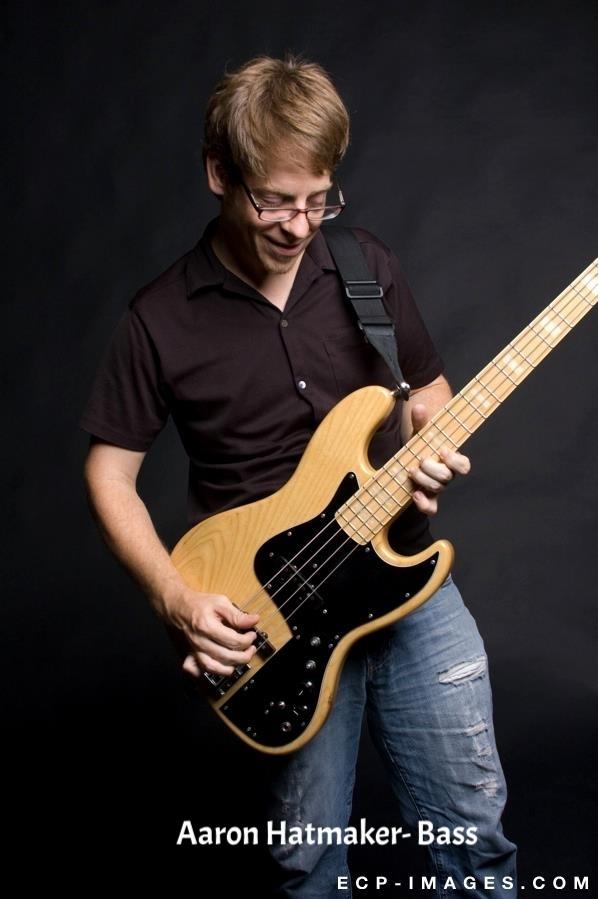 Aaron Hatmaker - Bass