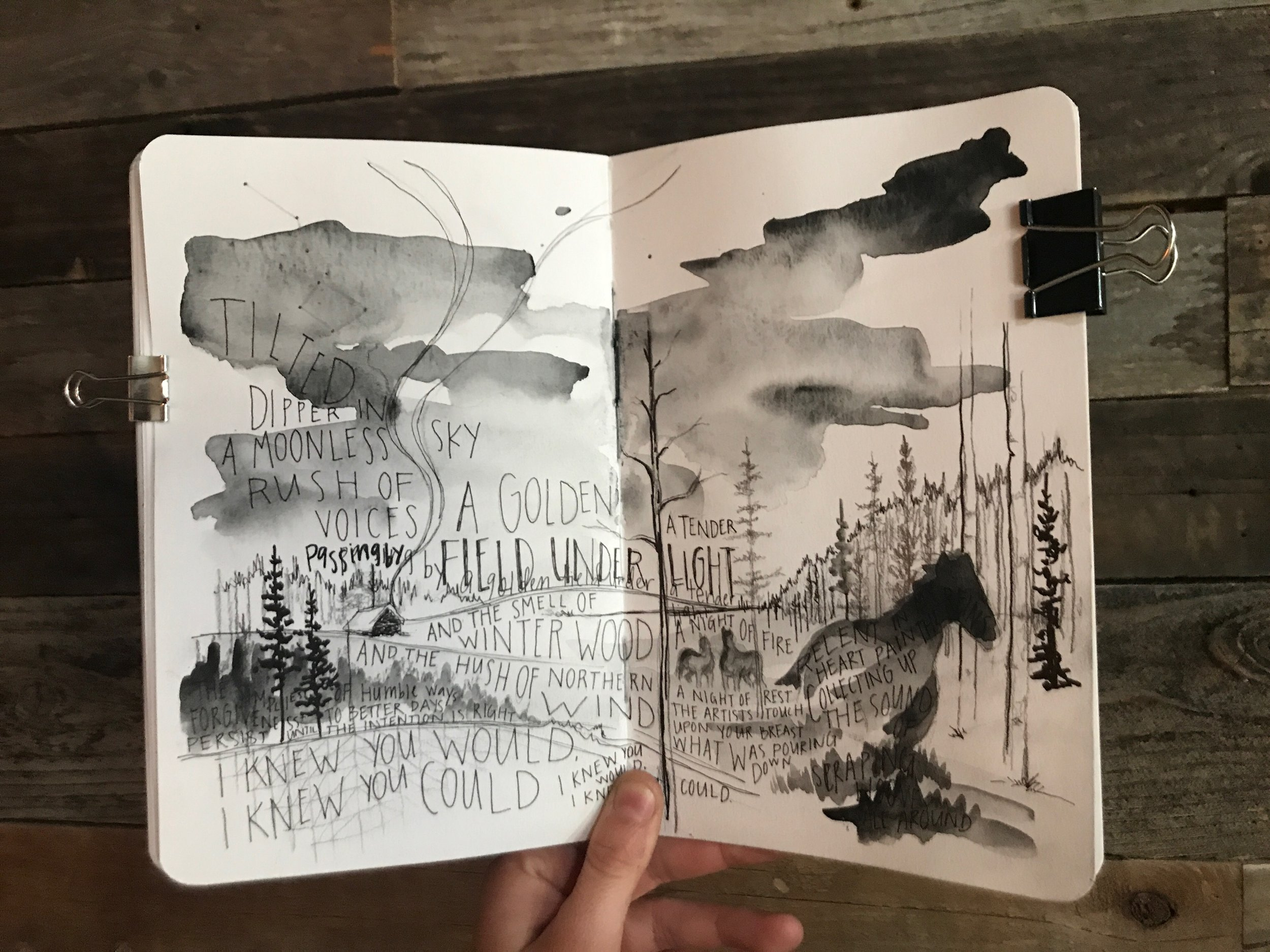 Sketchbook Concepts. 03.10.2018