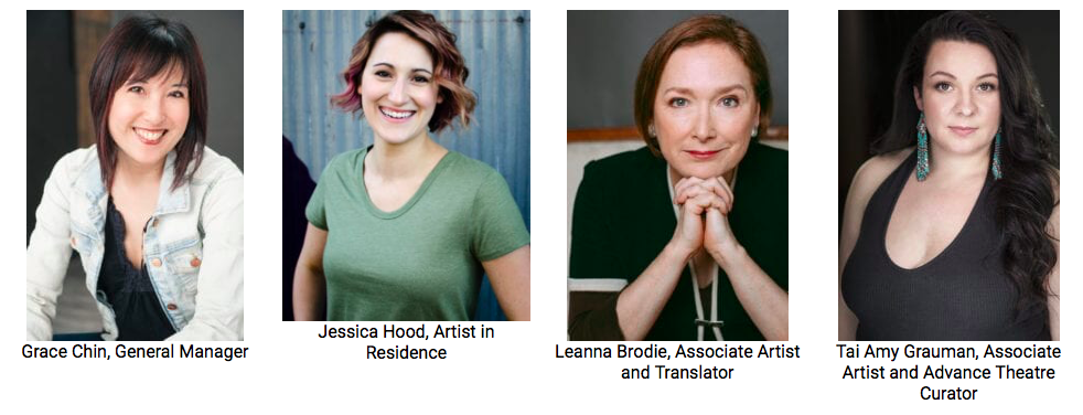 Here are all the Ruby Newbies! Couldn't be happier to share a page with these passionate women.