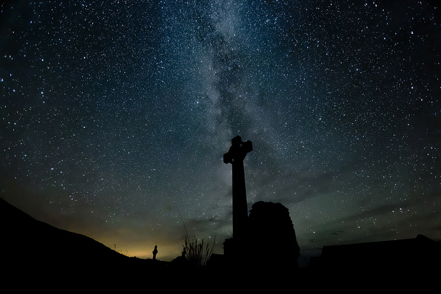 """PHOTO CREDIT:  """"Let me rest under the stars"""" BY   adrian_kingsley-hughes   / CC BY-NC-ND 2.0"""