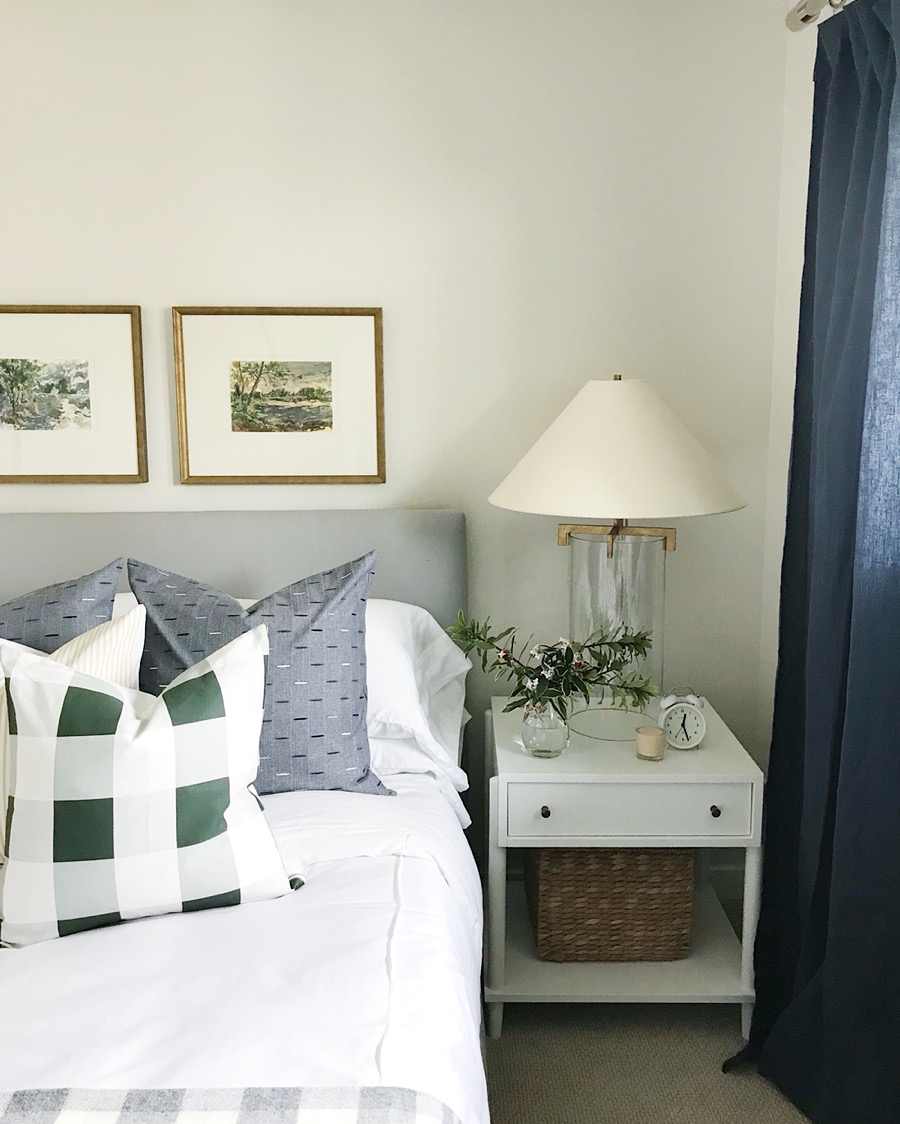 Light & Dwell Eugene Updated Traditional  Guest Bedroom
