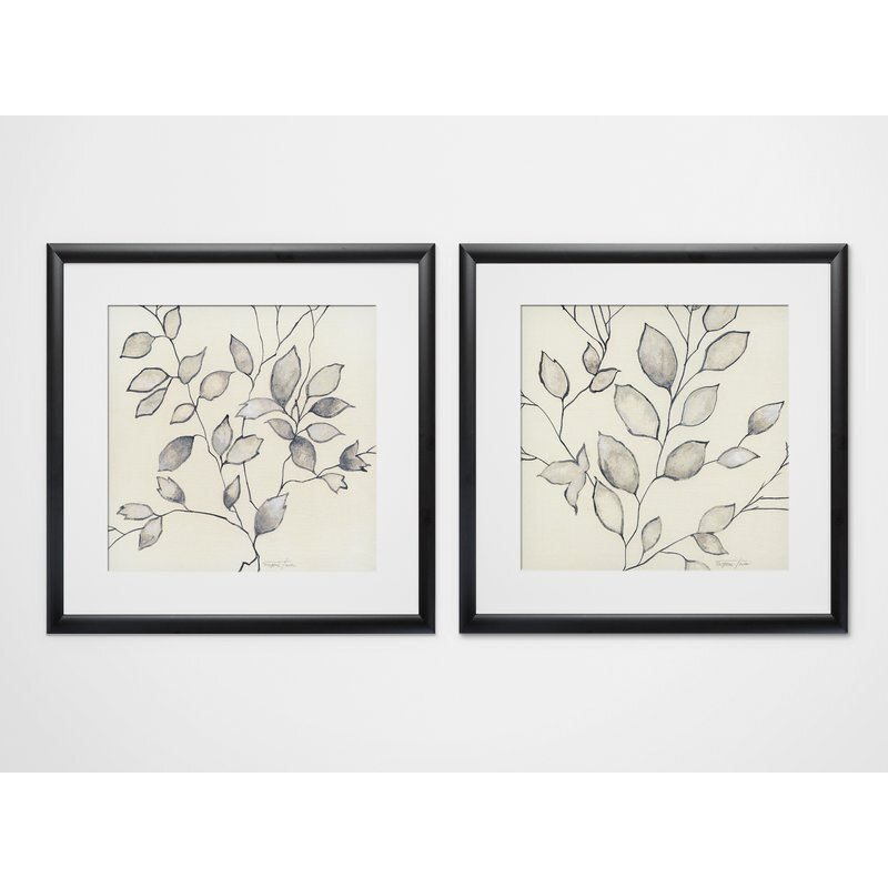 Whispering+Leaves+2+Piece+Framed+Graphic+Art+Print+Set.jpg