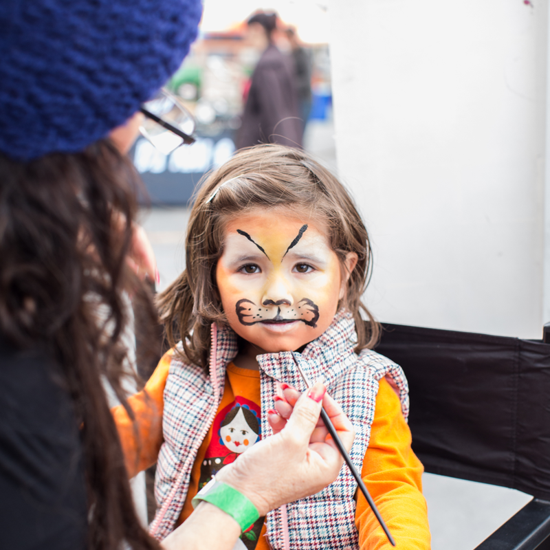 Copy of Face Painting (Family Day)