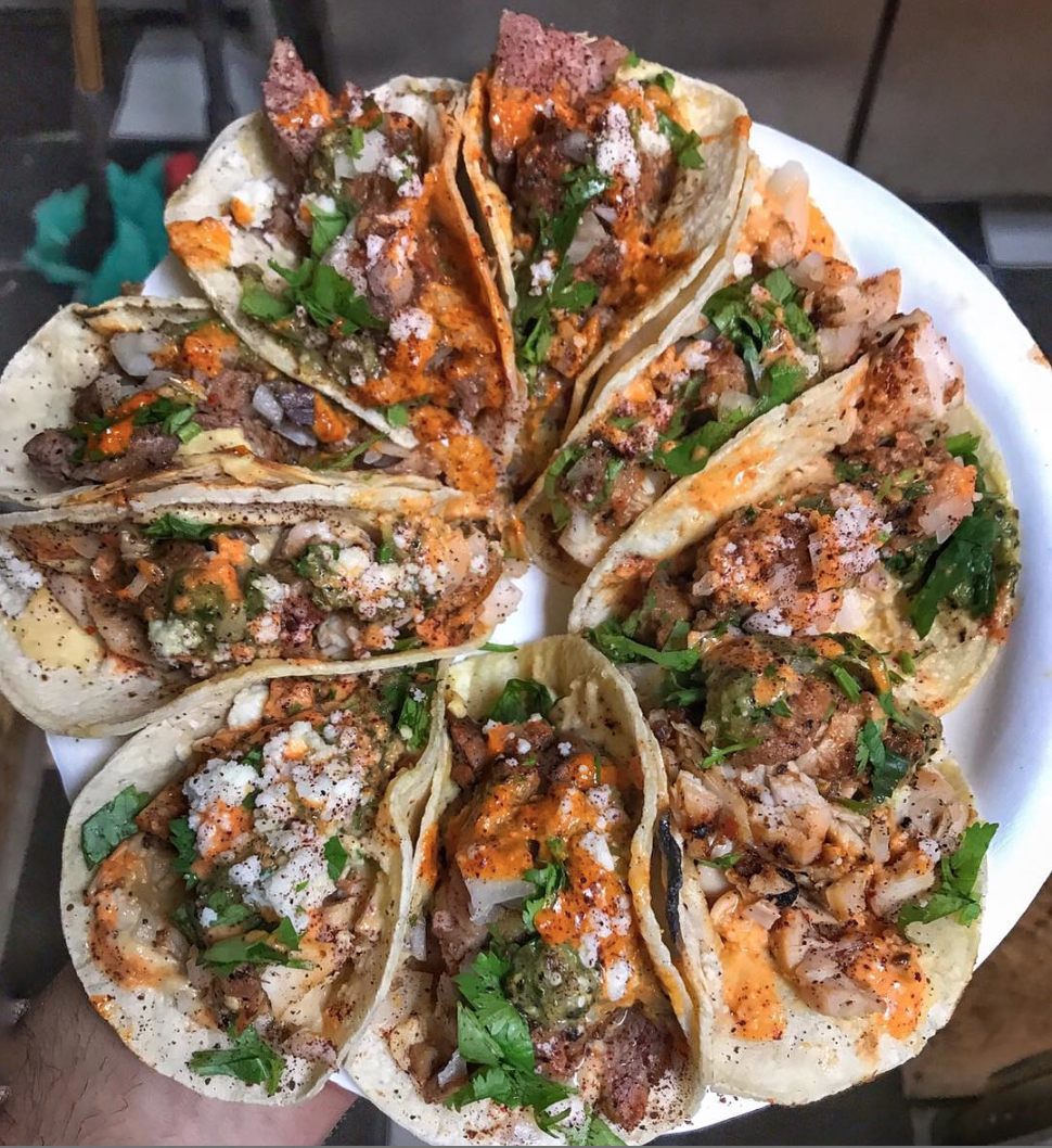 Mideast Tacos