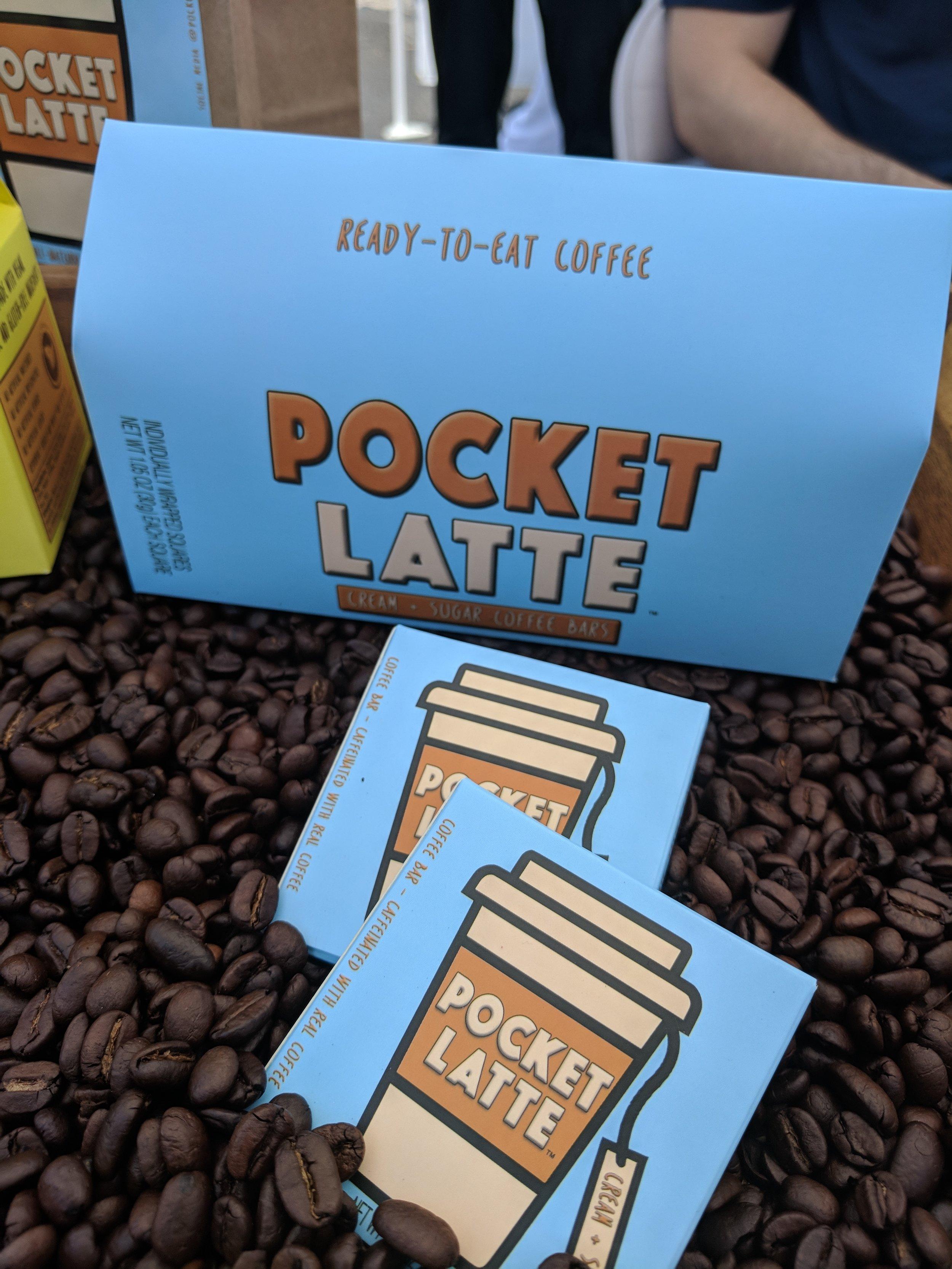 Copy of Pocket Latte