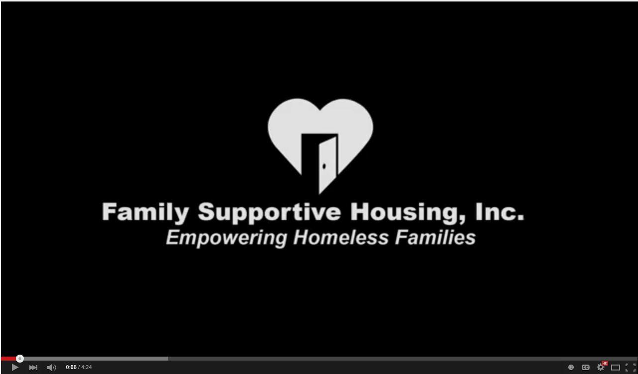 Foundation Spotlight - Family Supportive Housing