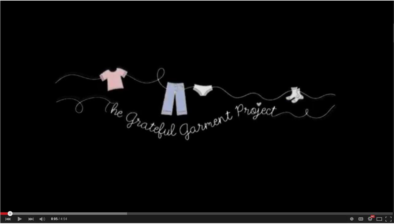 Foundation Spotlight - Grateful Garment