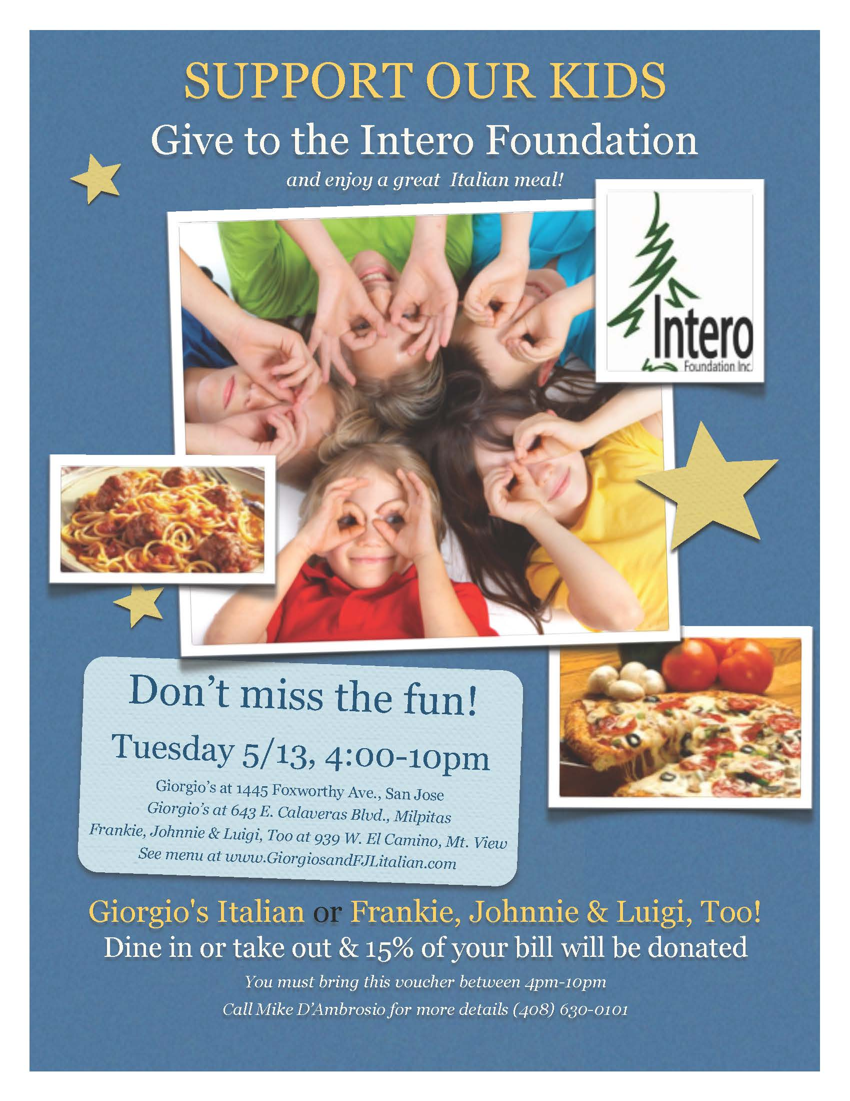 Italian Night Foundation Fundraiser