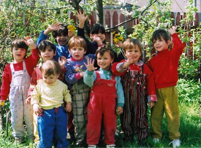 Hope & Homes for Children