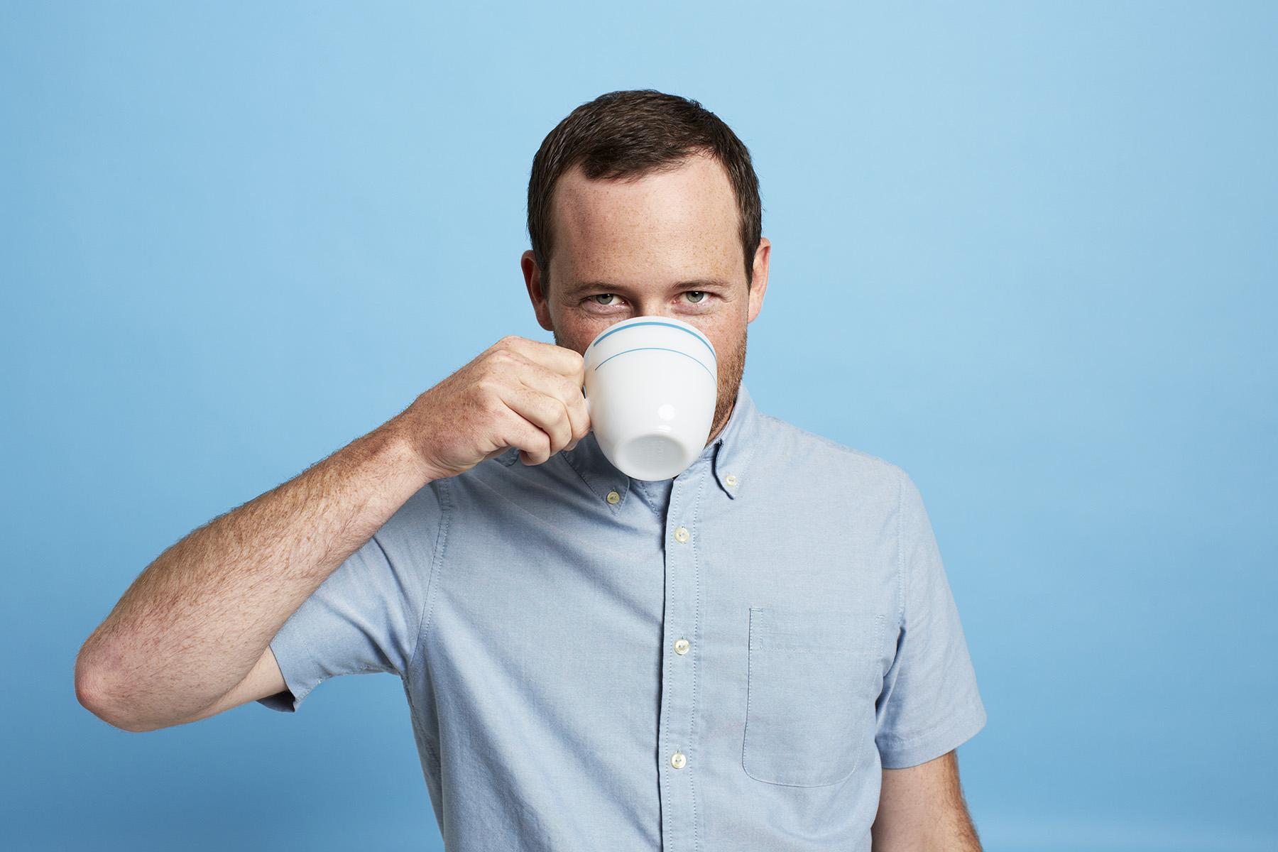 Justin Moorison of Sightglass Coffee
