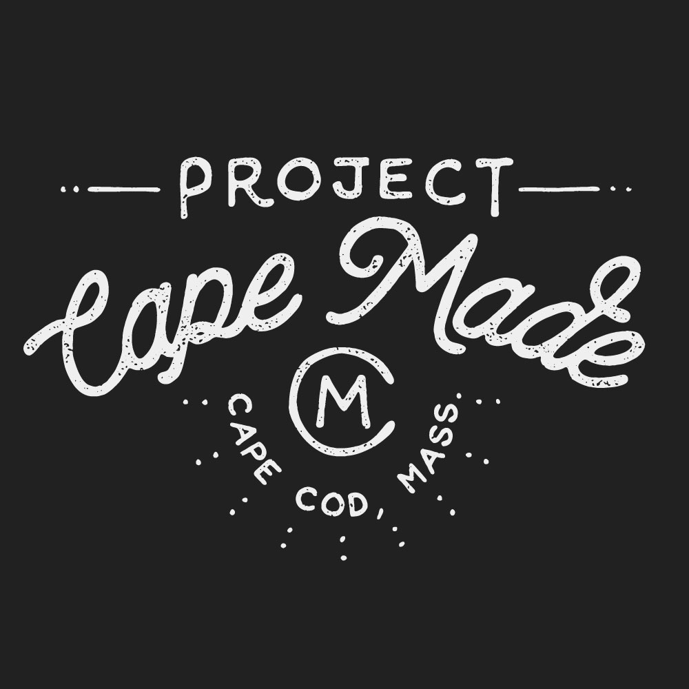 Project Cape Made is an apparel company by  Love.Live.Local that supports entrepreneurs on Cape Cod.