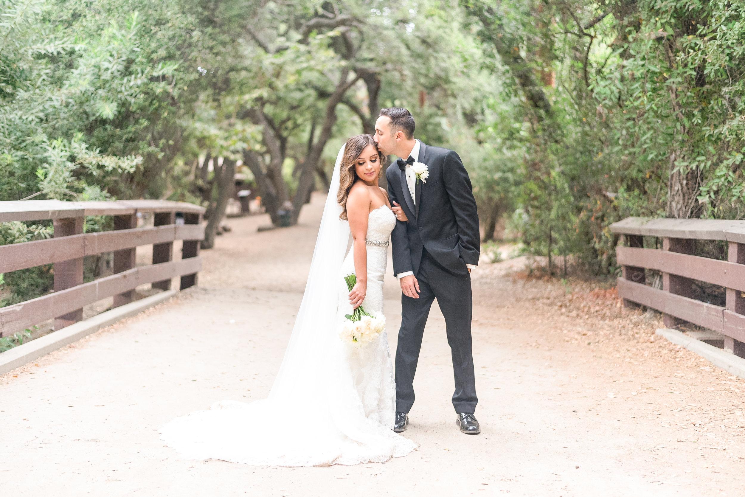 Jess + Greg  Oak Canyon Nature Center - Anaheim, Ca