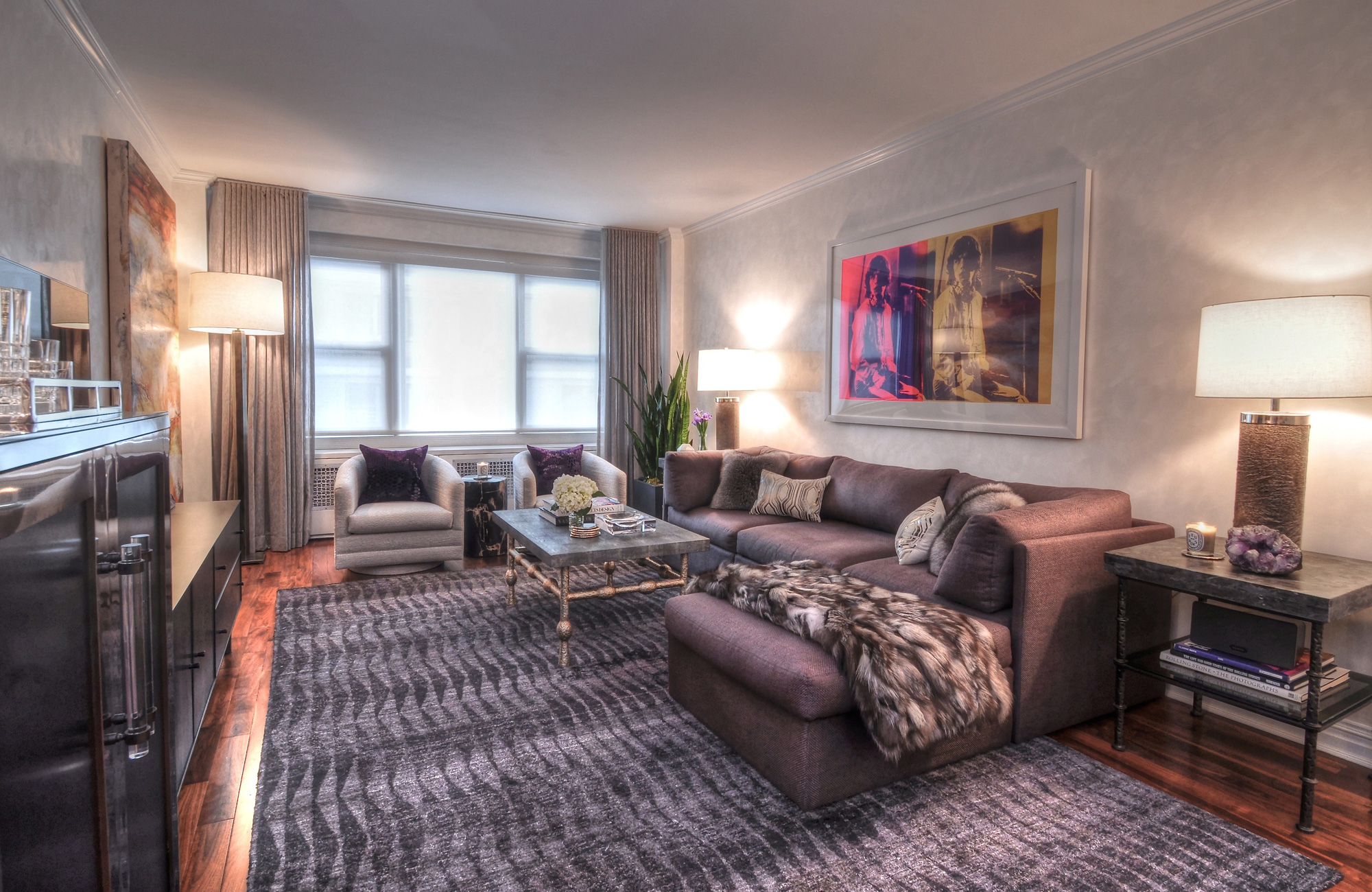 Turtle Bay Apartment, New York City - Design by B.A. Torrey