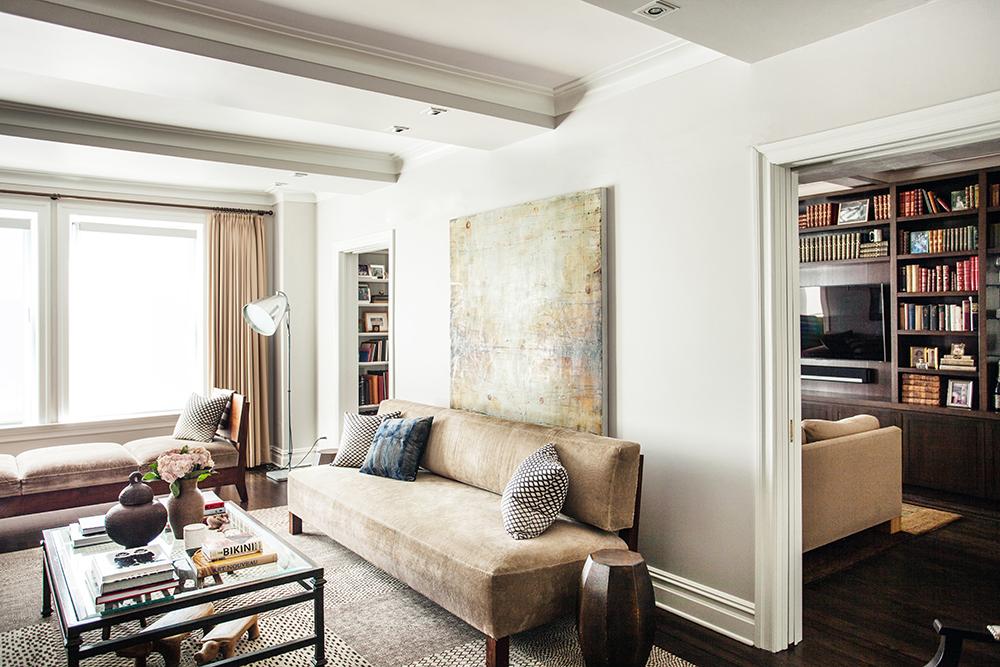 Central Park Residence - New York, NY - Design by BA Torrey